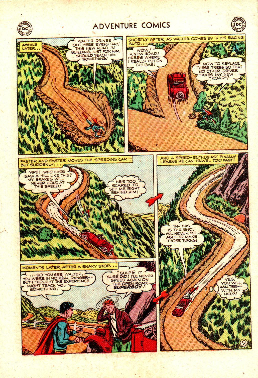 Read online Adventure Comics (1938) comic -  Issue #173 - 11
