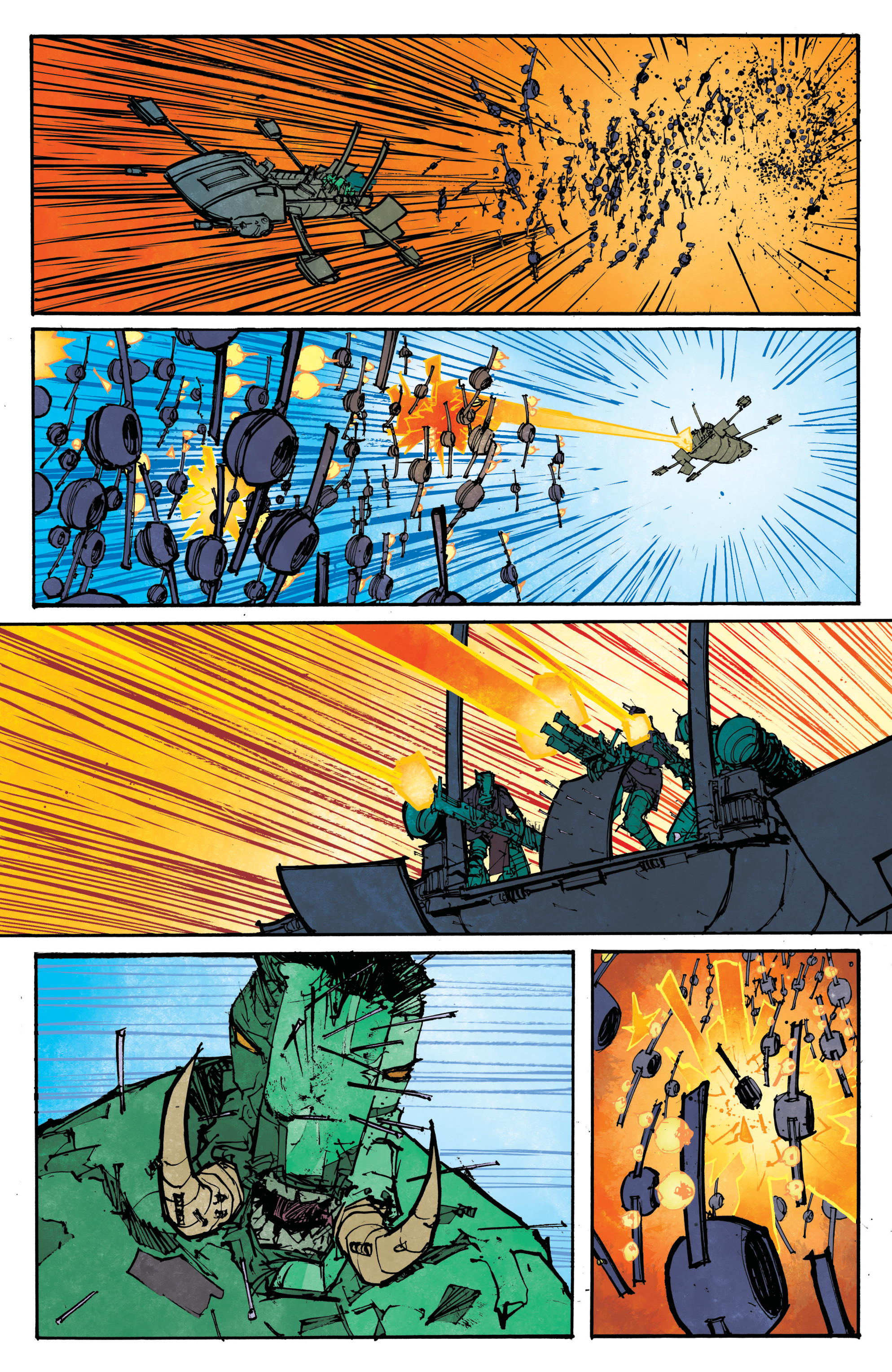 Read online John Carter: The End comic -  Issue #2 - 10