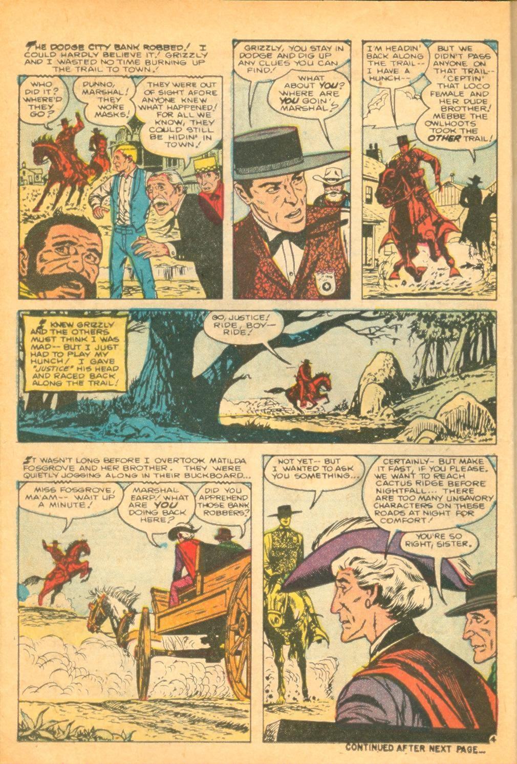 Wyatt Earp issue 21 - Page 14