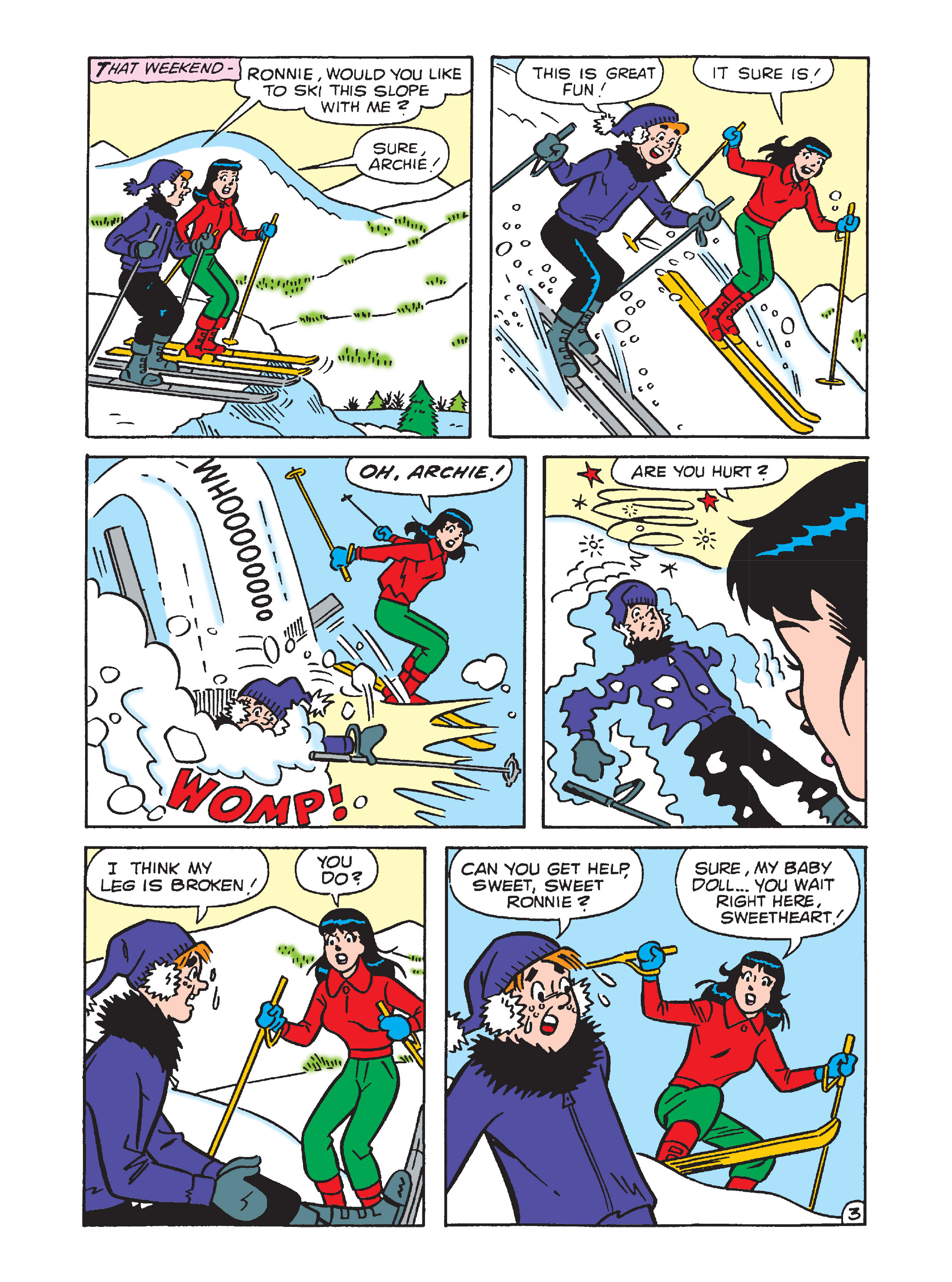 Read online Archie's Funhouse Double Digest comic -  Issue #1 - 107
