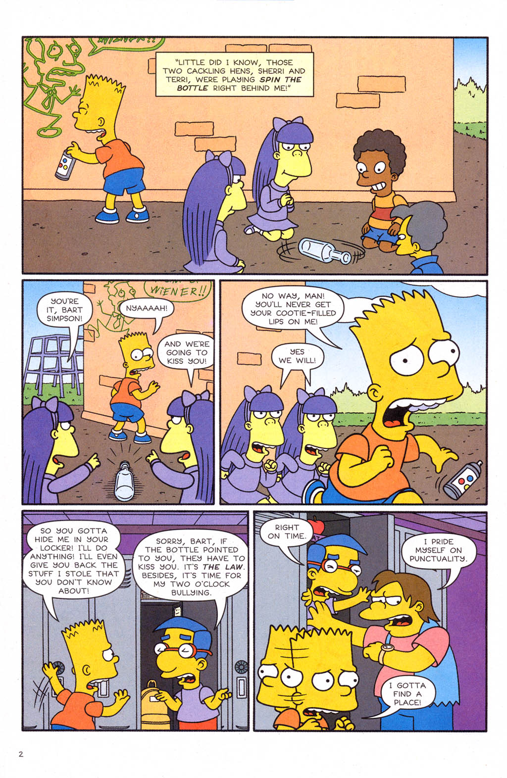 Read online Simpsons Comics Presents Bart Simpson comic -  Issue #24 - 18