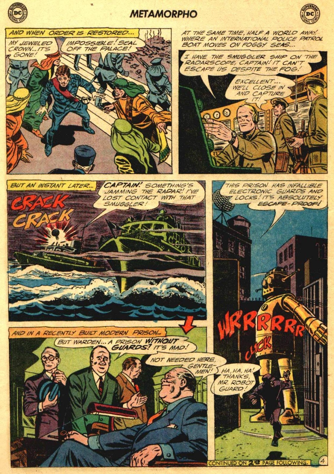 Metamorpho (1965) issue 2 - Page 5