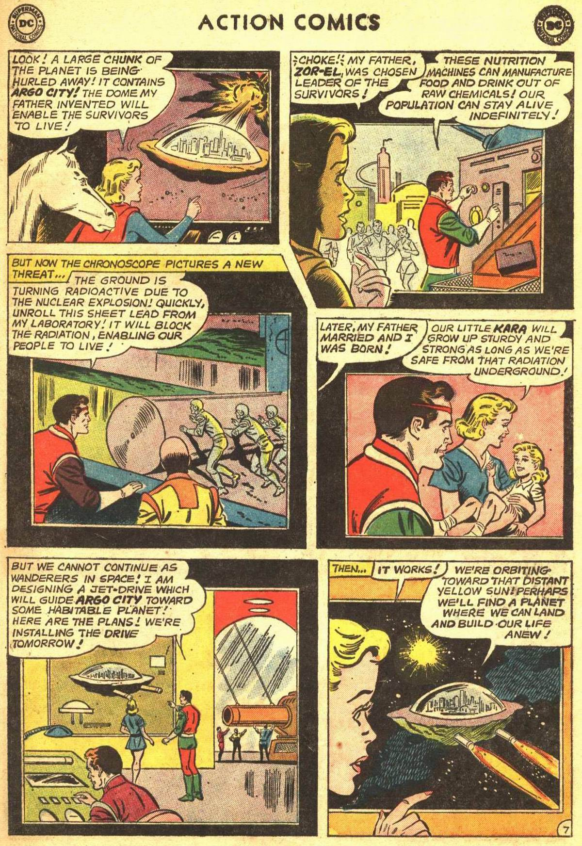 Read online Action Comics (1938) comic -  Issue #309 - 27