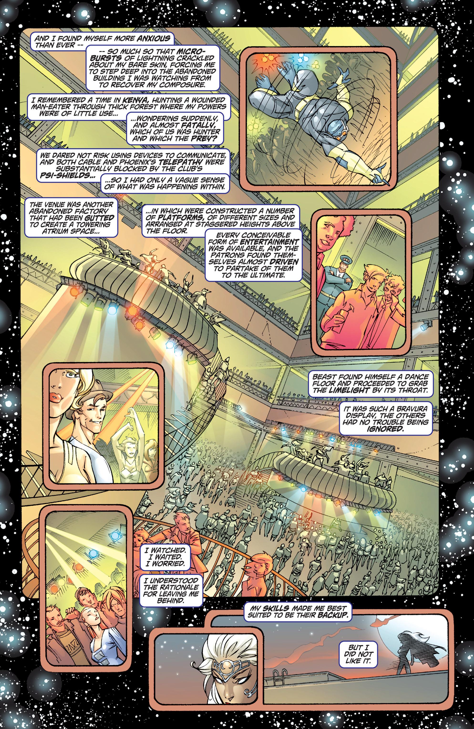 Read online Uncanny X-Men (1963) comic -  Issue #383 - 11