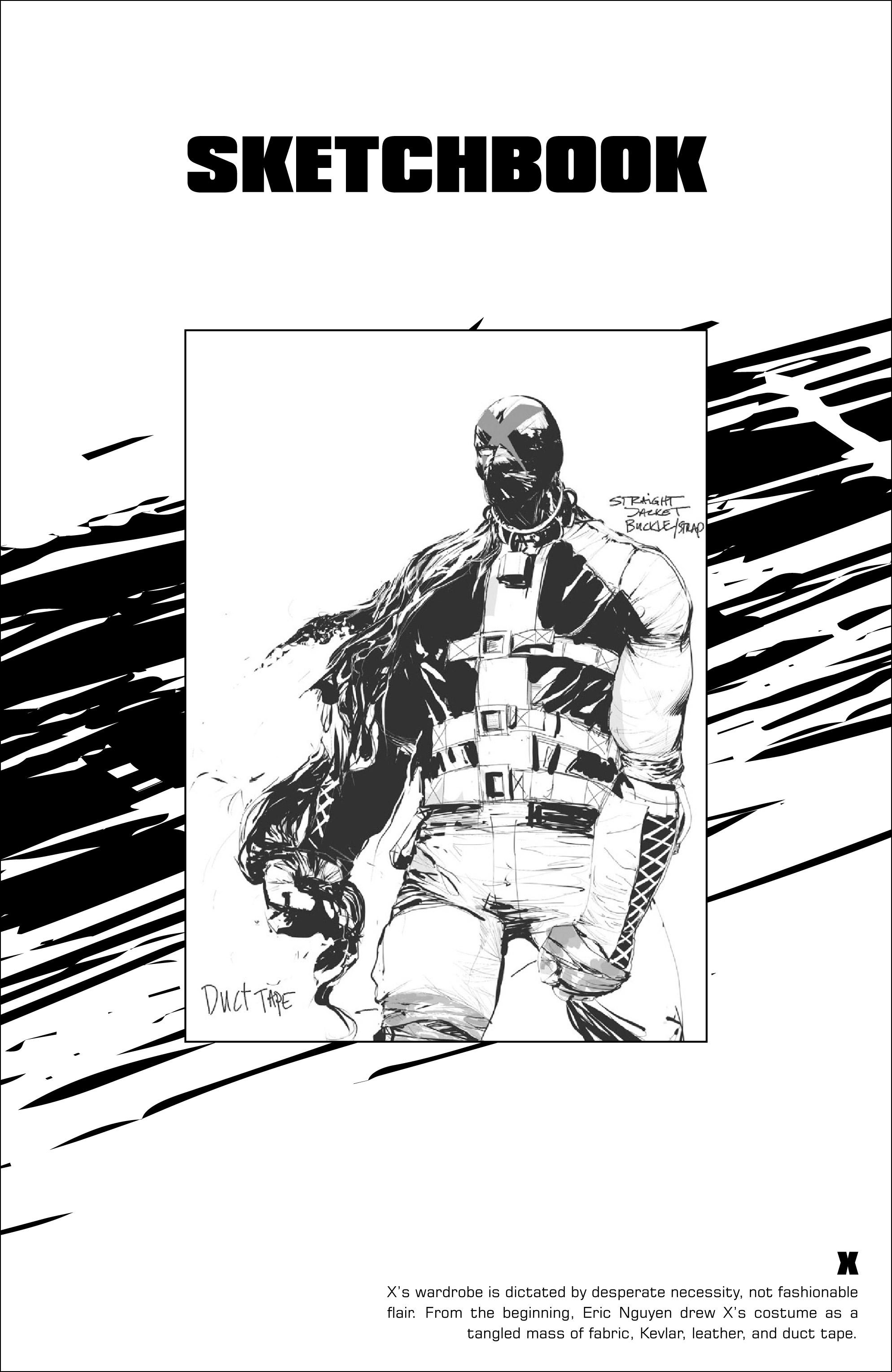 Read online X: Big Bad comic -  Issue # Full - 126