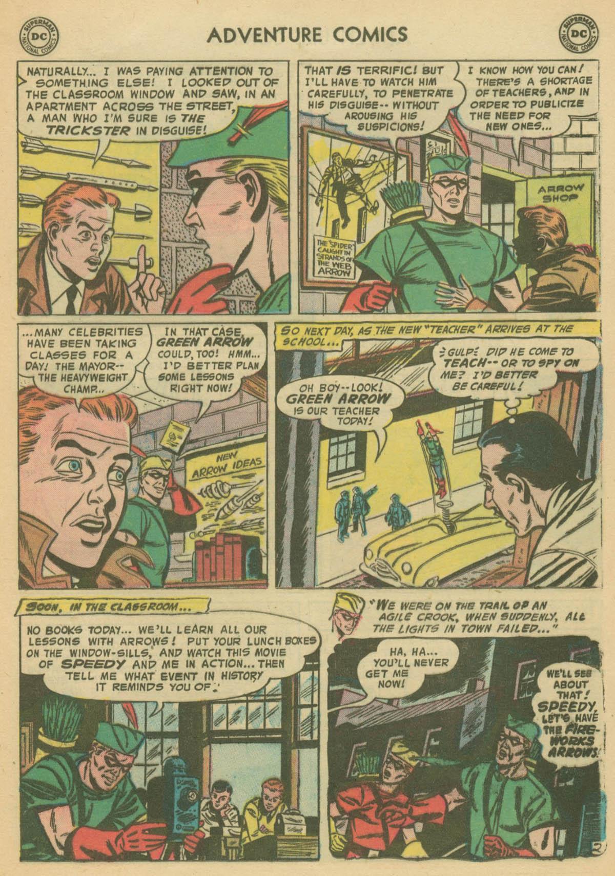 Read online Adventure Comics (1938) comic -  Issue #239 - 19