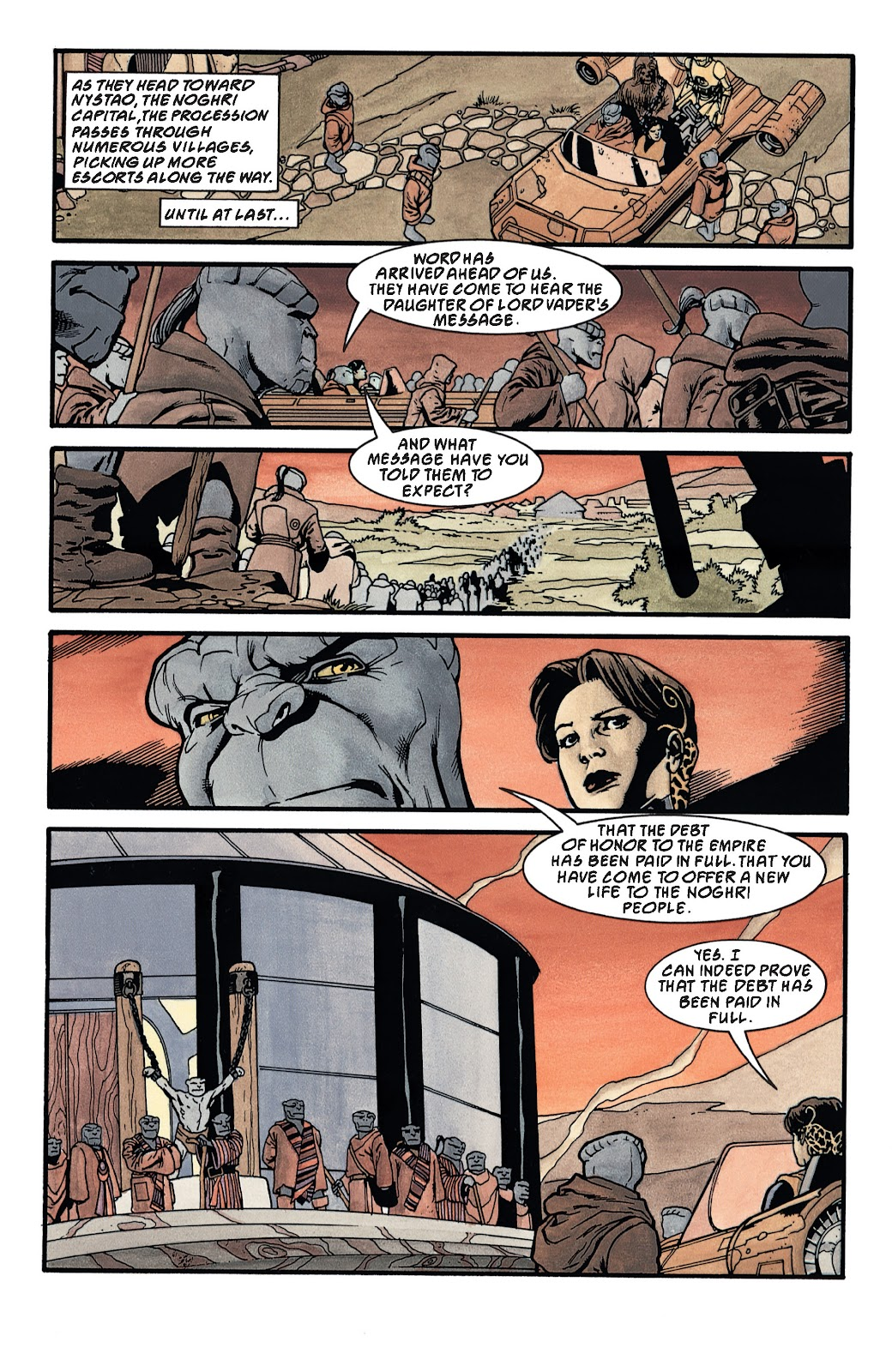 Read online Star Wars Legends: The New Republic - Epic Collection comic -  Issue # TPB 4 (Part 3) - 66