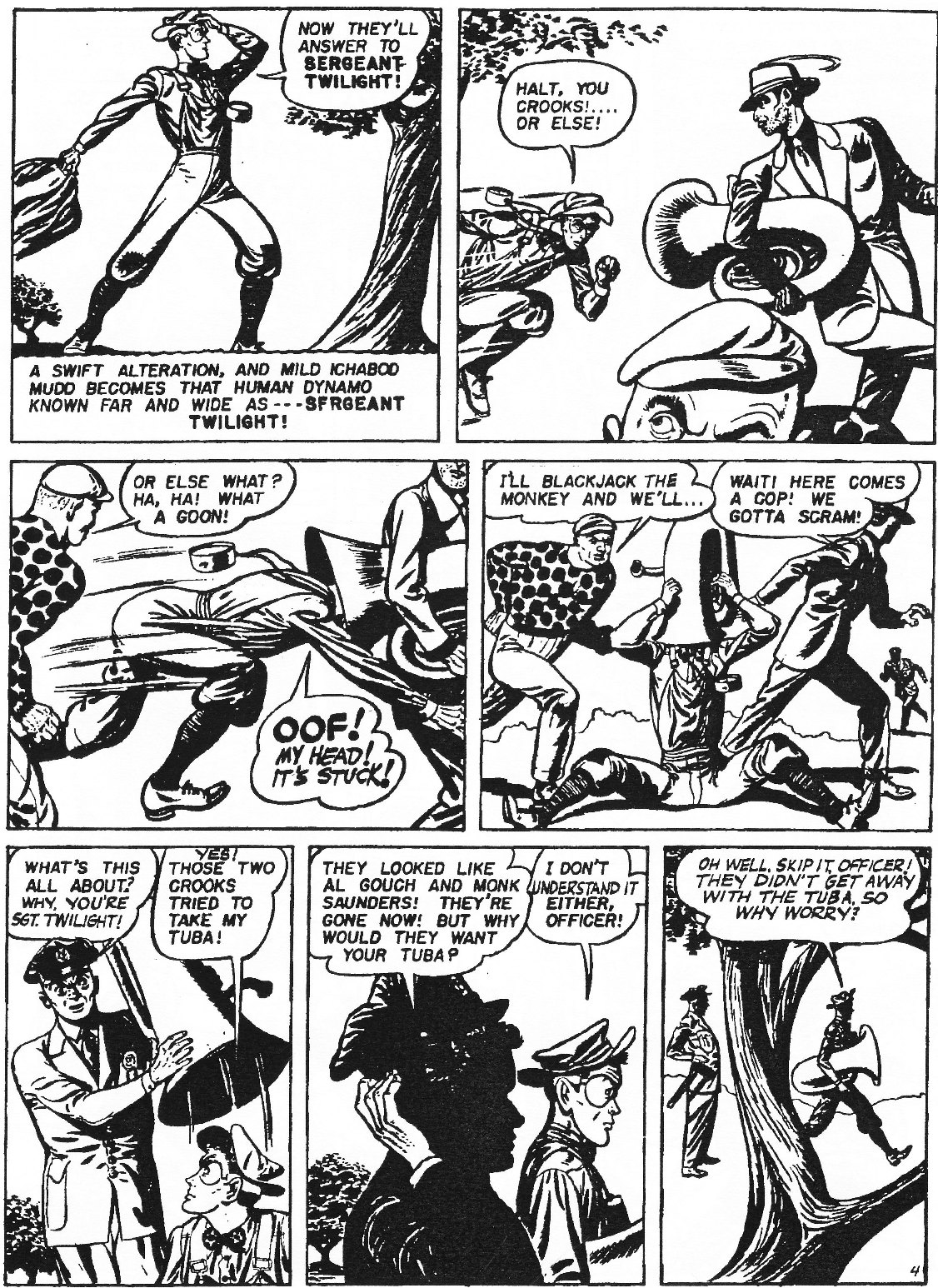 Read online Men of Mystery Comics comic -  Issue #84 - 148