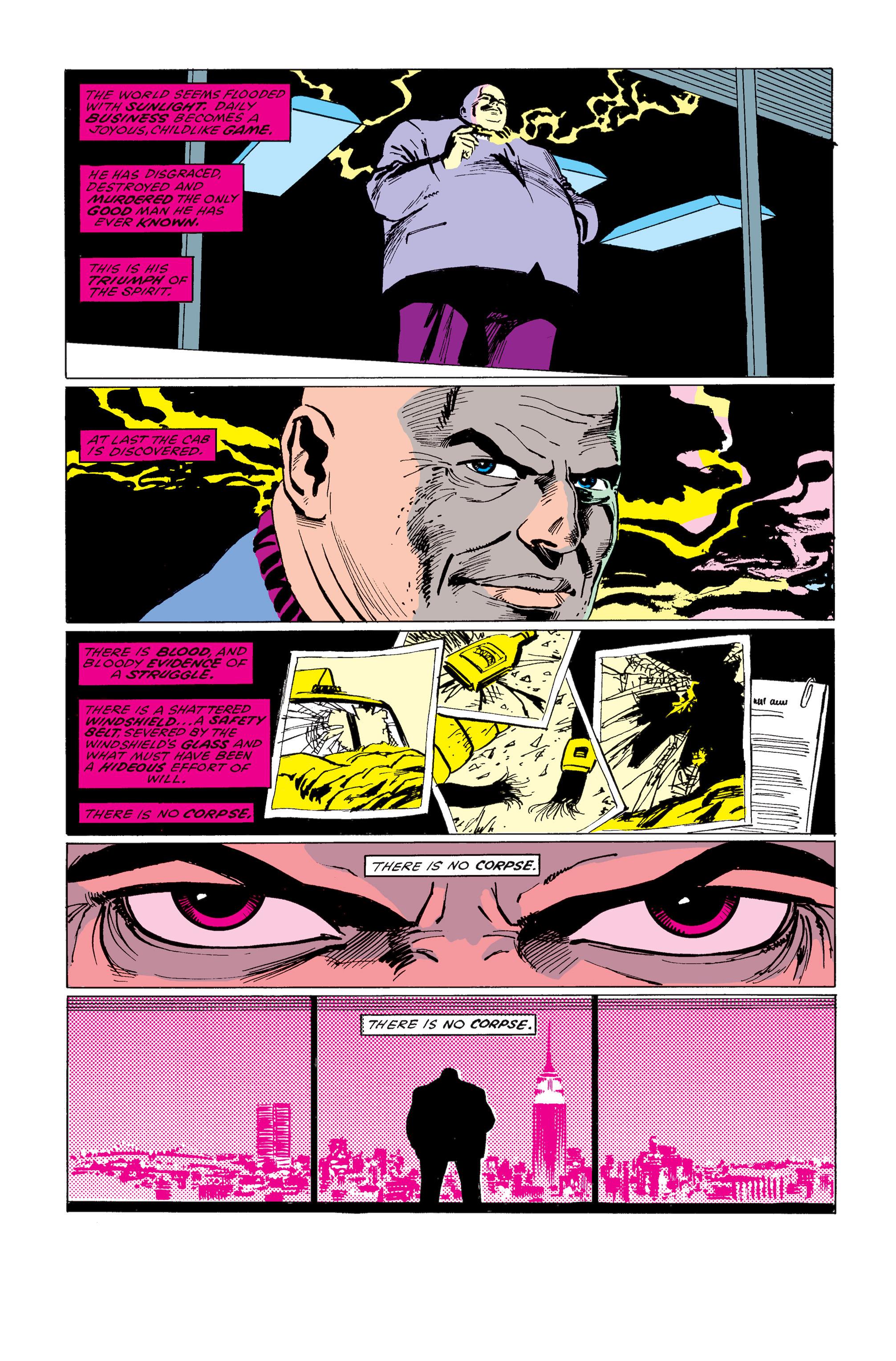Read online Daredevil: Born Again comic -  Issue # Full - 74