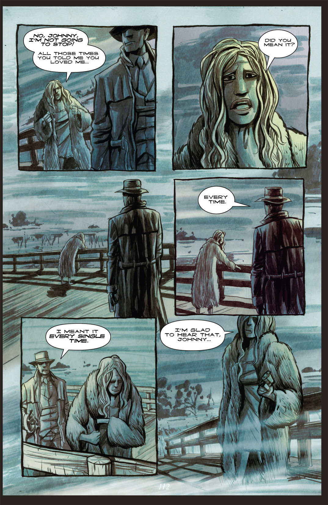 Read online Nightmare World comic -  Issue # Vol. 2 Leave the Light On - 113