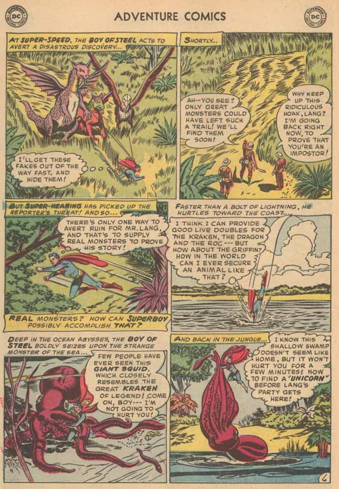 Read online Adventure Comics (1938) comic -  Issue #185 - 8