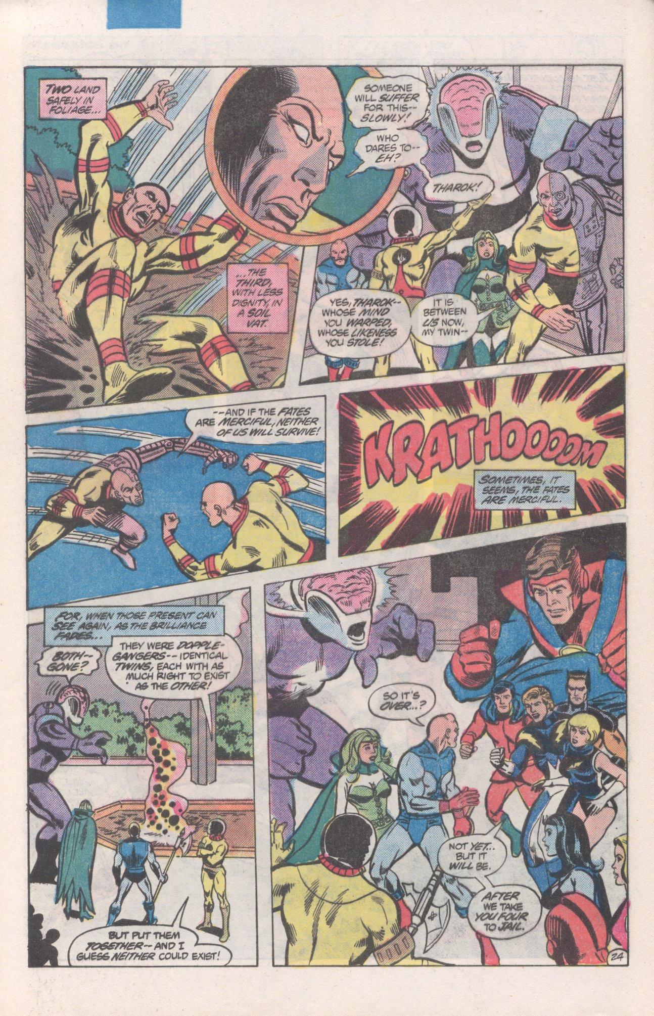 Legion of Super-Heroes (1980) 271 Page 24
