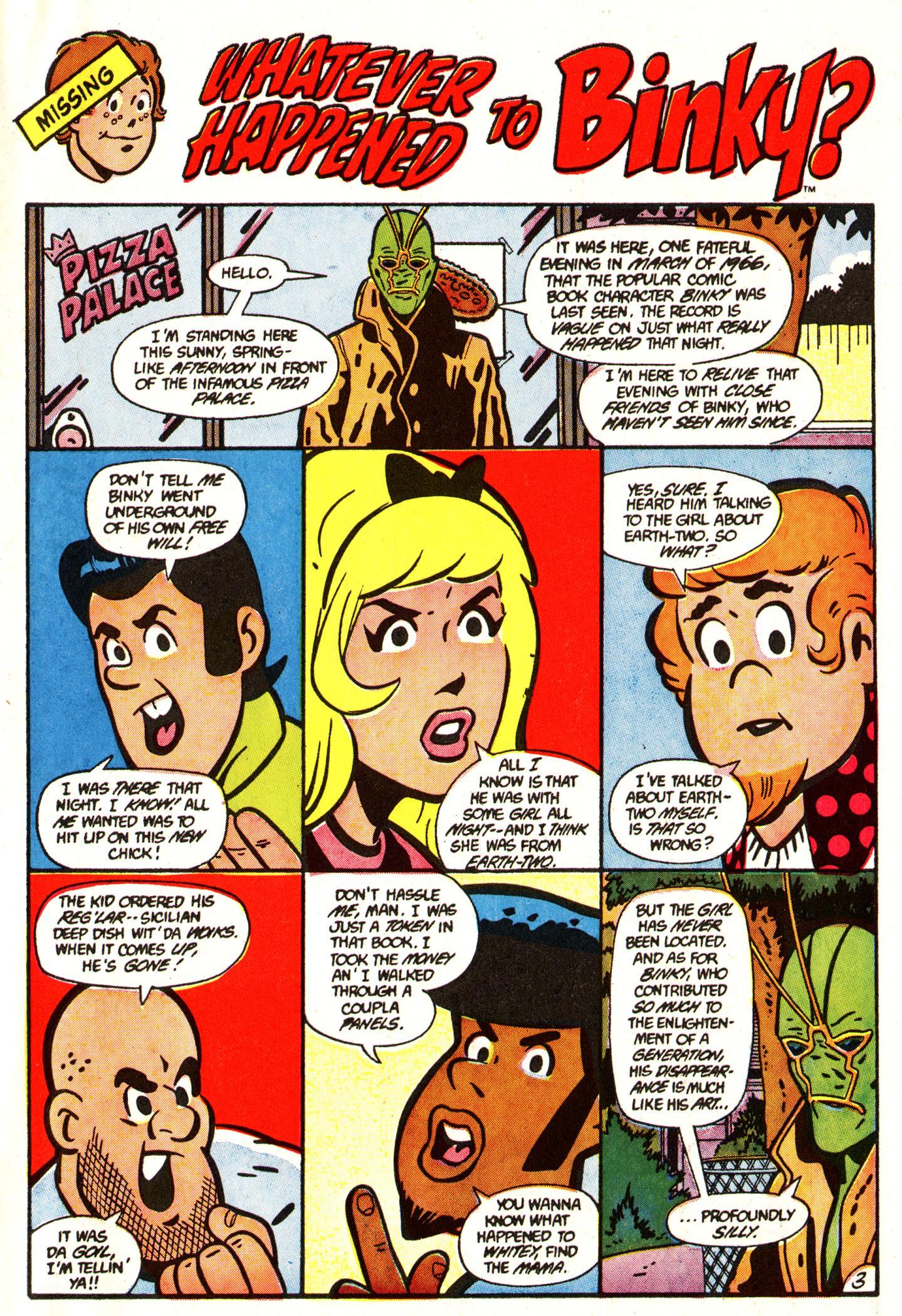 Read online Ambush Bug comic -  Issue #3 - 5