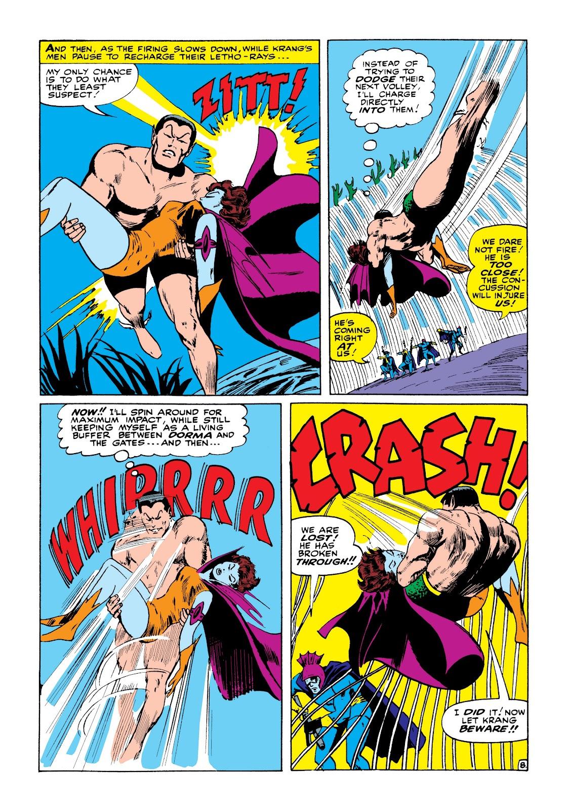 Marvel Masterworks: The Sub-Mariner TPB_1_(Part_2) Page 1