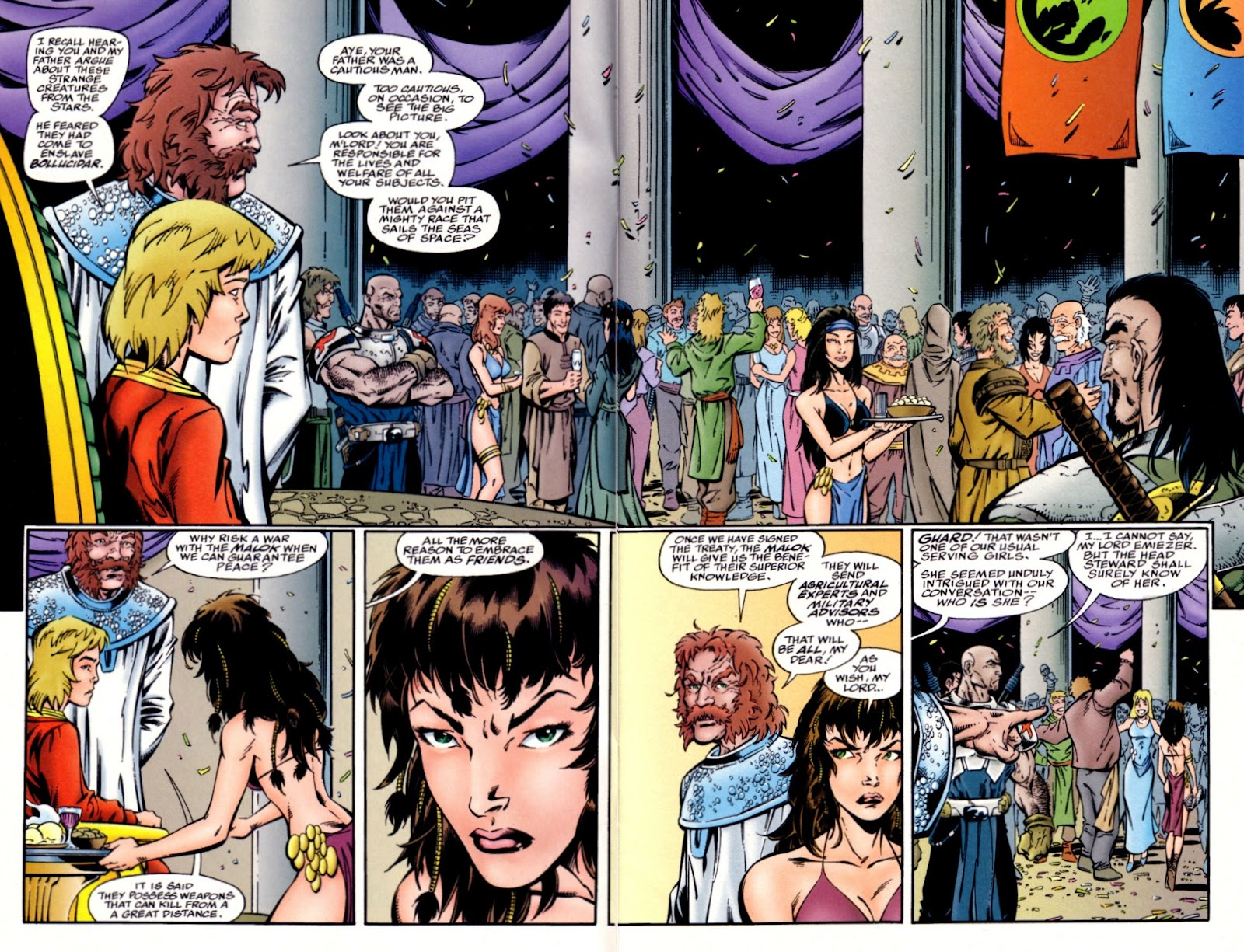Read online Randy O'Donnell is The M@N comic -  Issue #2 - 4