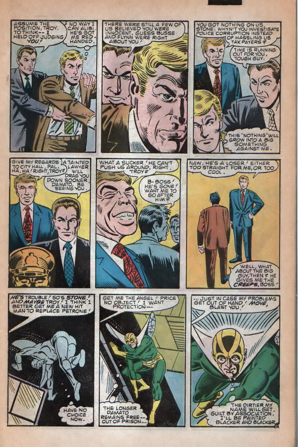 Read online The Fly (1983) comic -  Issue #8 - 6
