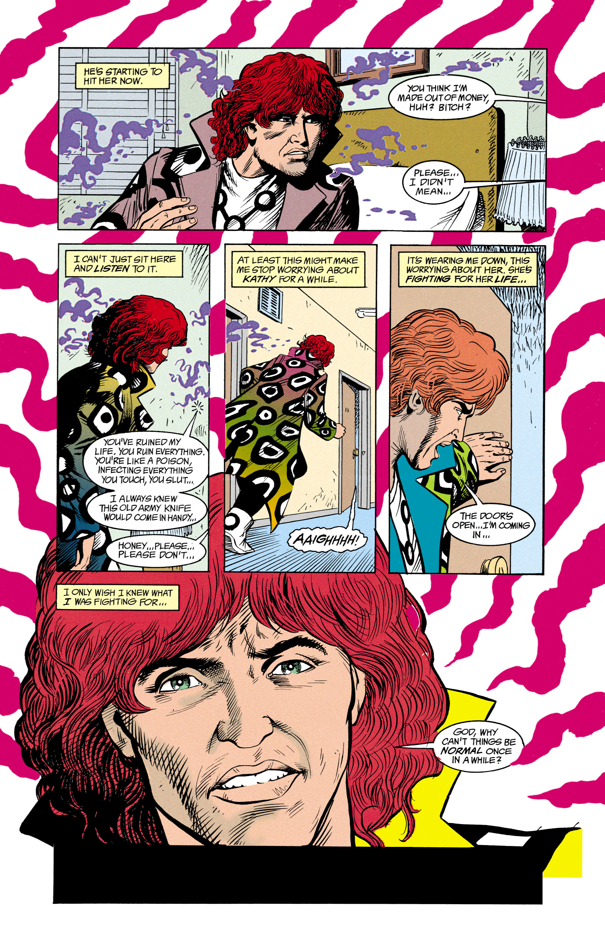 Read online Shade, the Changing Man comic -  Issue #14 - 2
