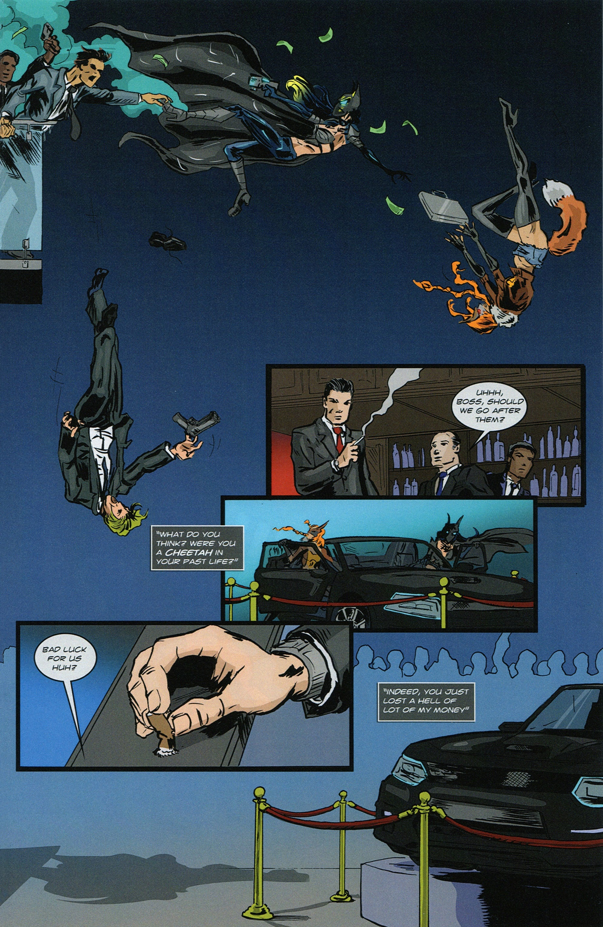 Read online Fox and Hound comic -  Issue #1 - 23