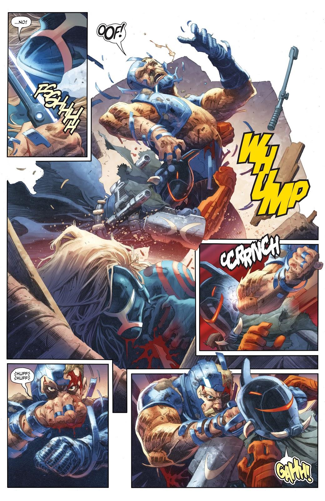 Read online X-O Manowar (2017) comic -  Issue #24 - 16