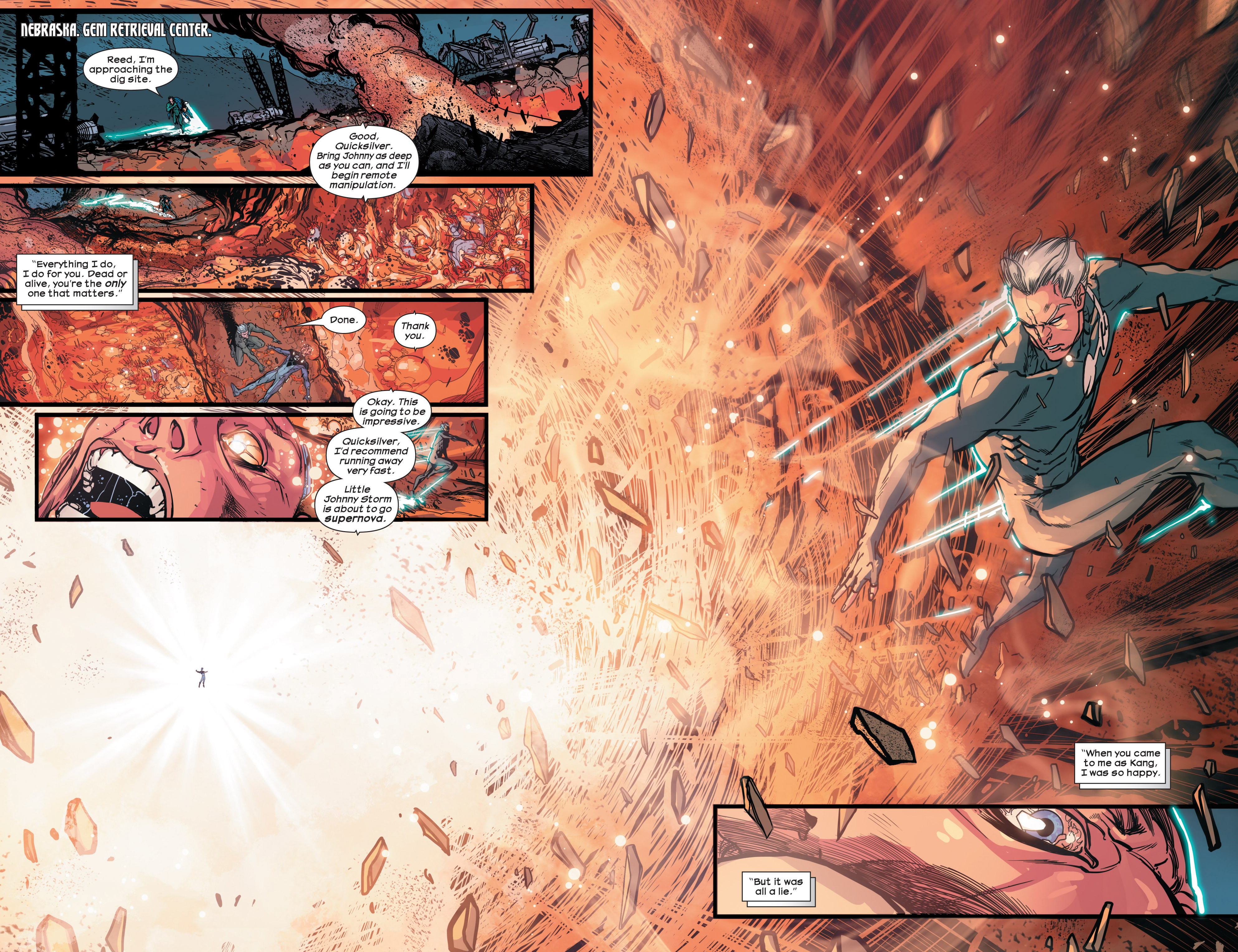 Read online Ultimate Comics Ultimates comic -  Issue #29 - 4