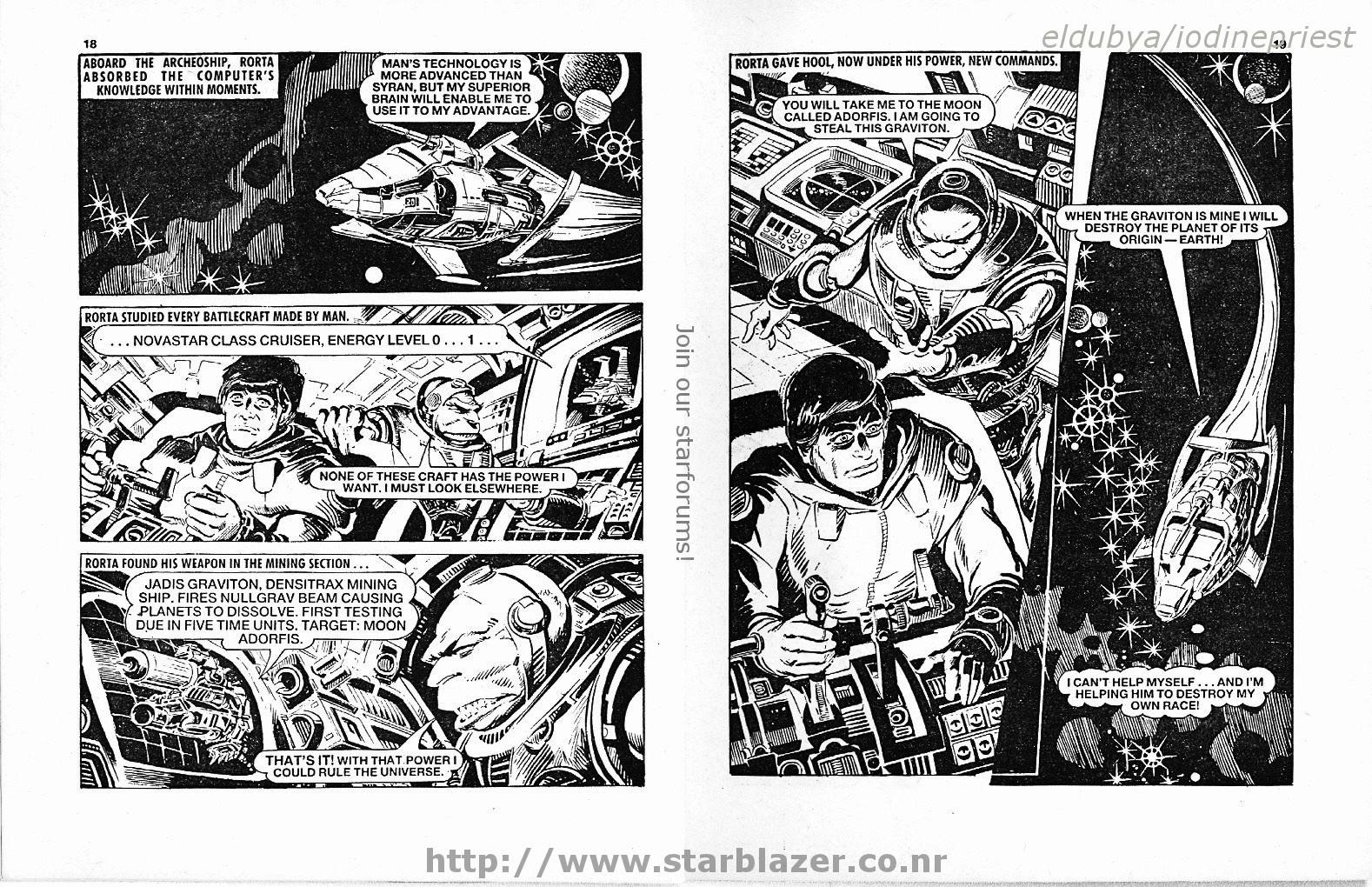 Starblazer issue 171 - Page 11