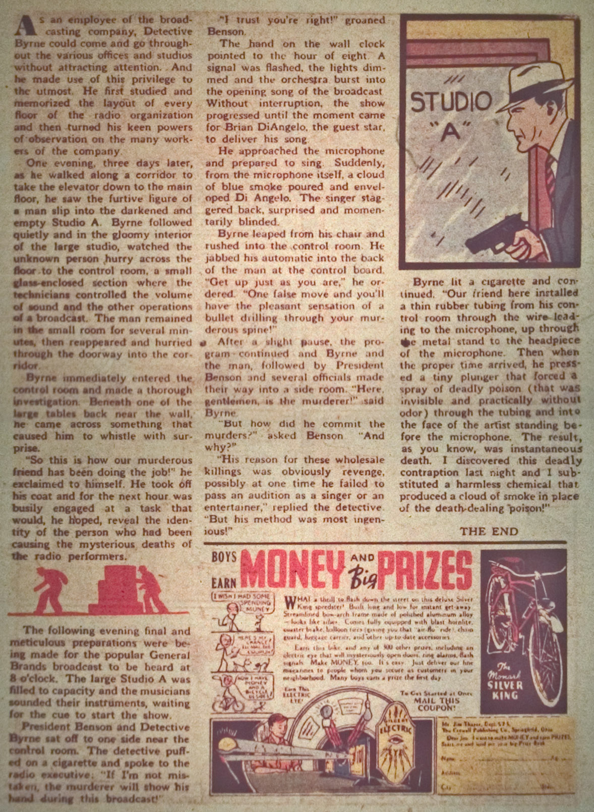 Read online Detective Comics (1937) comic -  Issue #27 - 36