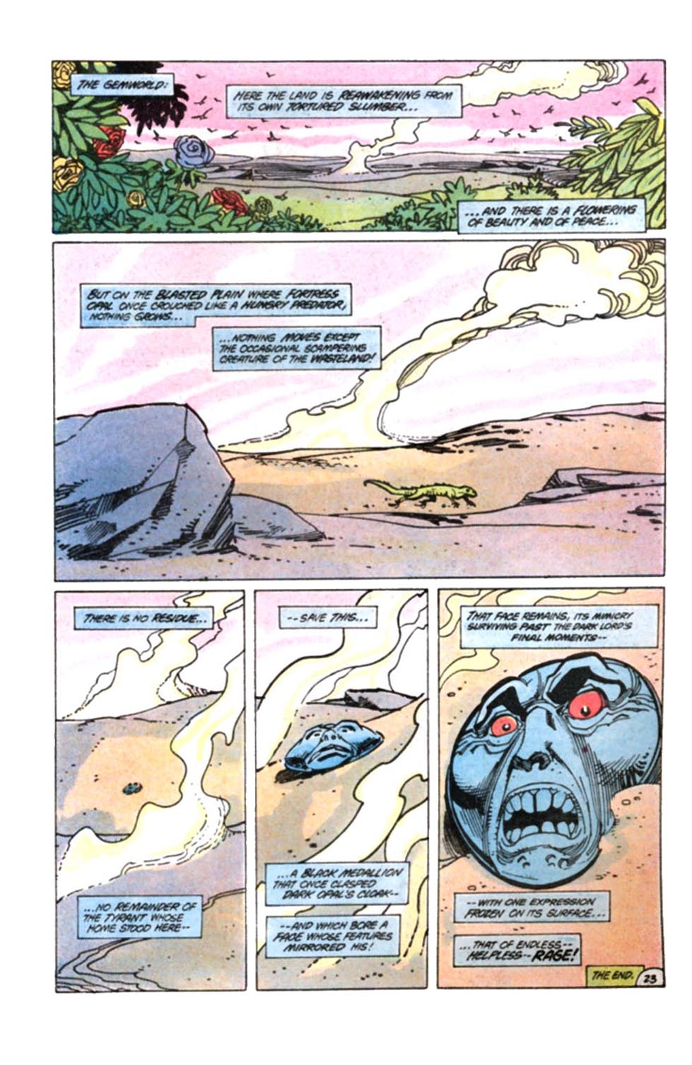 Read online Amethyst, Princess of Gemworld comic -  Issue #12 - 24