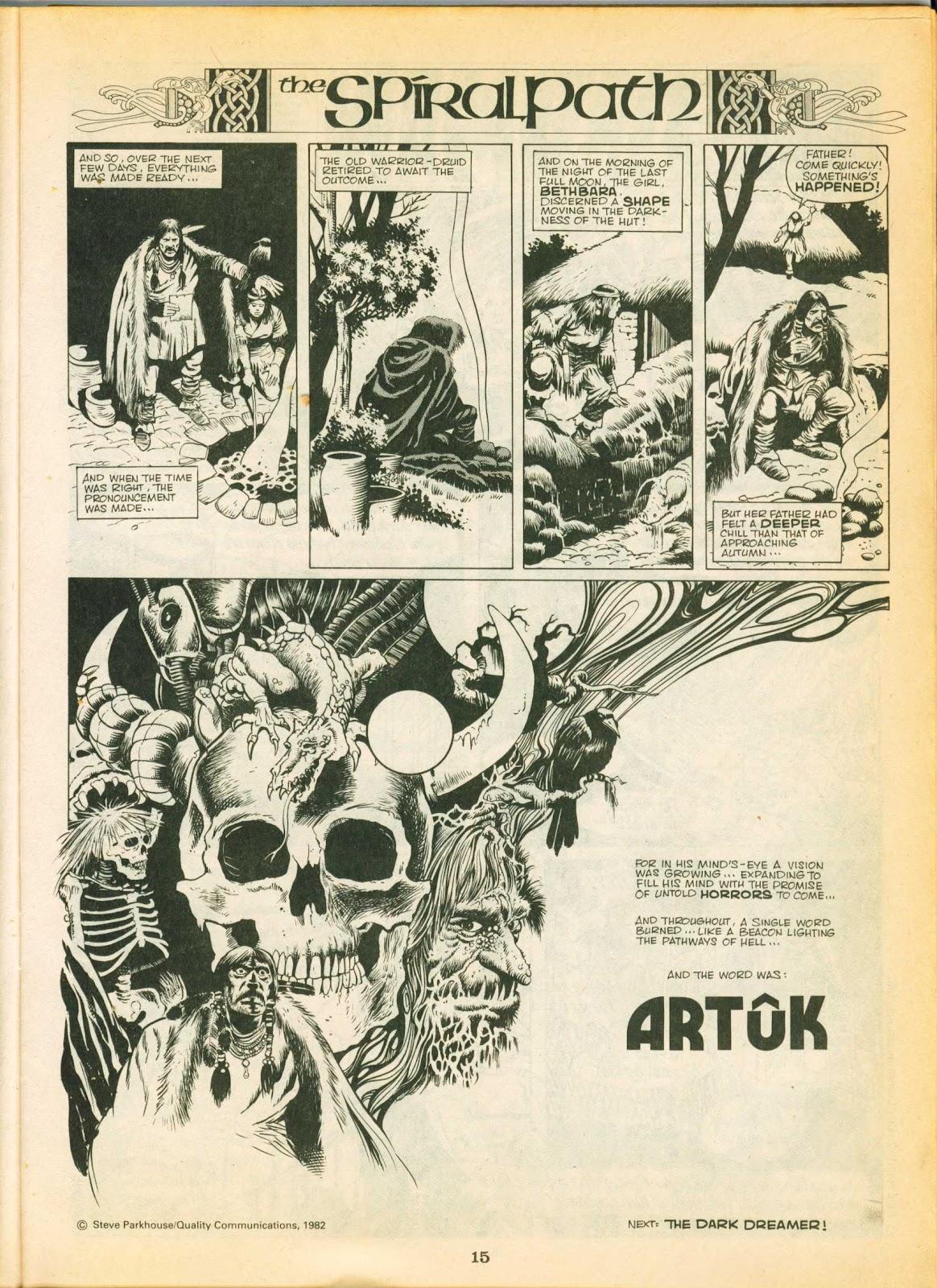 Warrior Issue #3 #4 - English 15