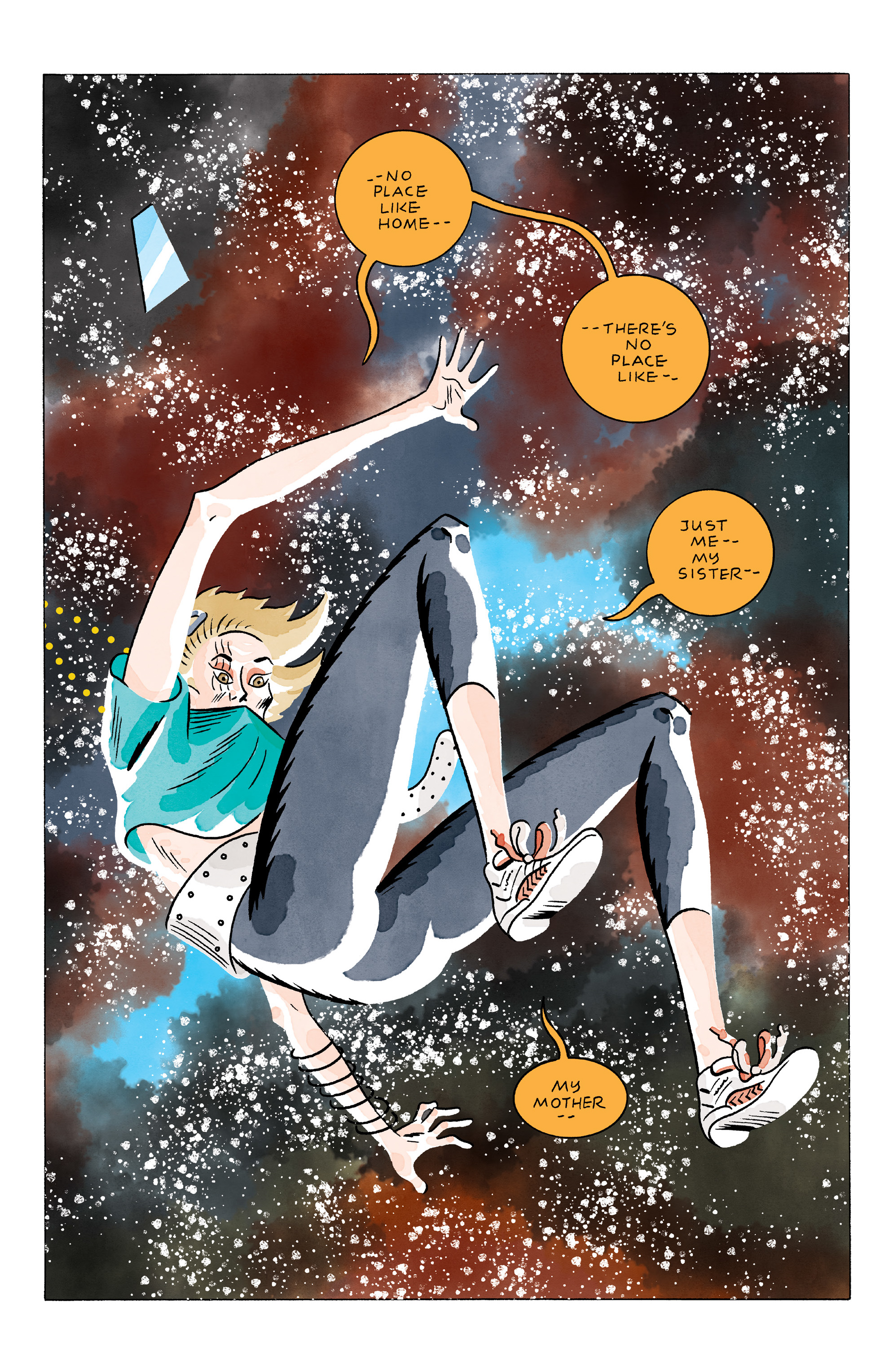 Read online She Wolf comic -  Issue #2 - 21