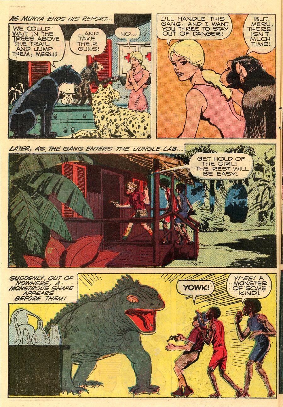 Tarzan (1962) issue 194 - Page 30