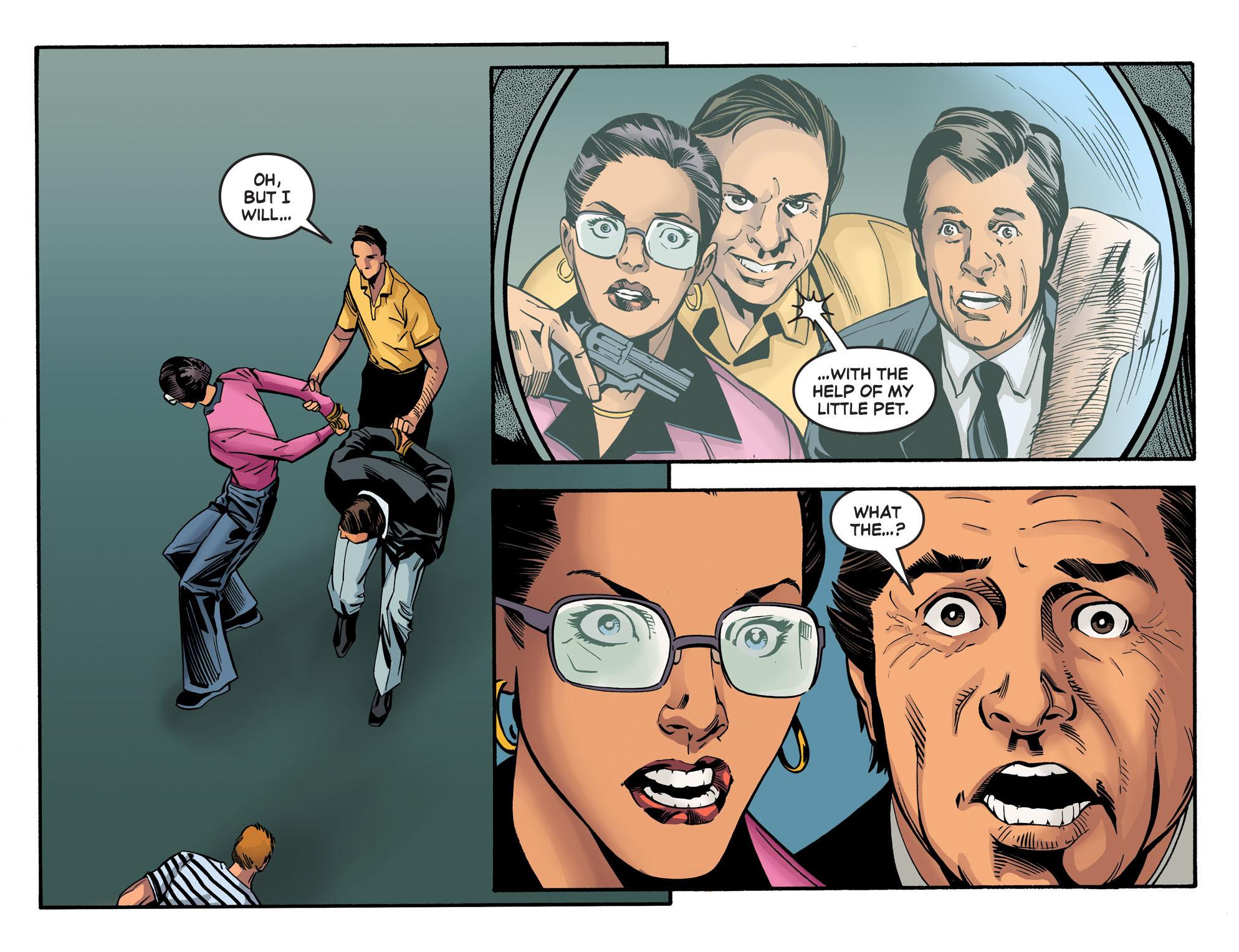Read online Wonder Woman '77 [I] comic -  Issue #19 - 21