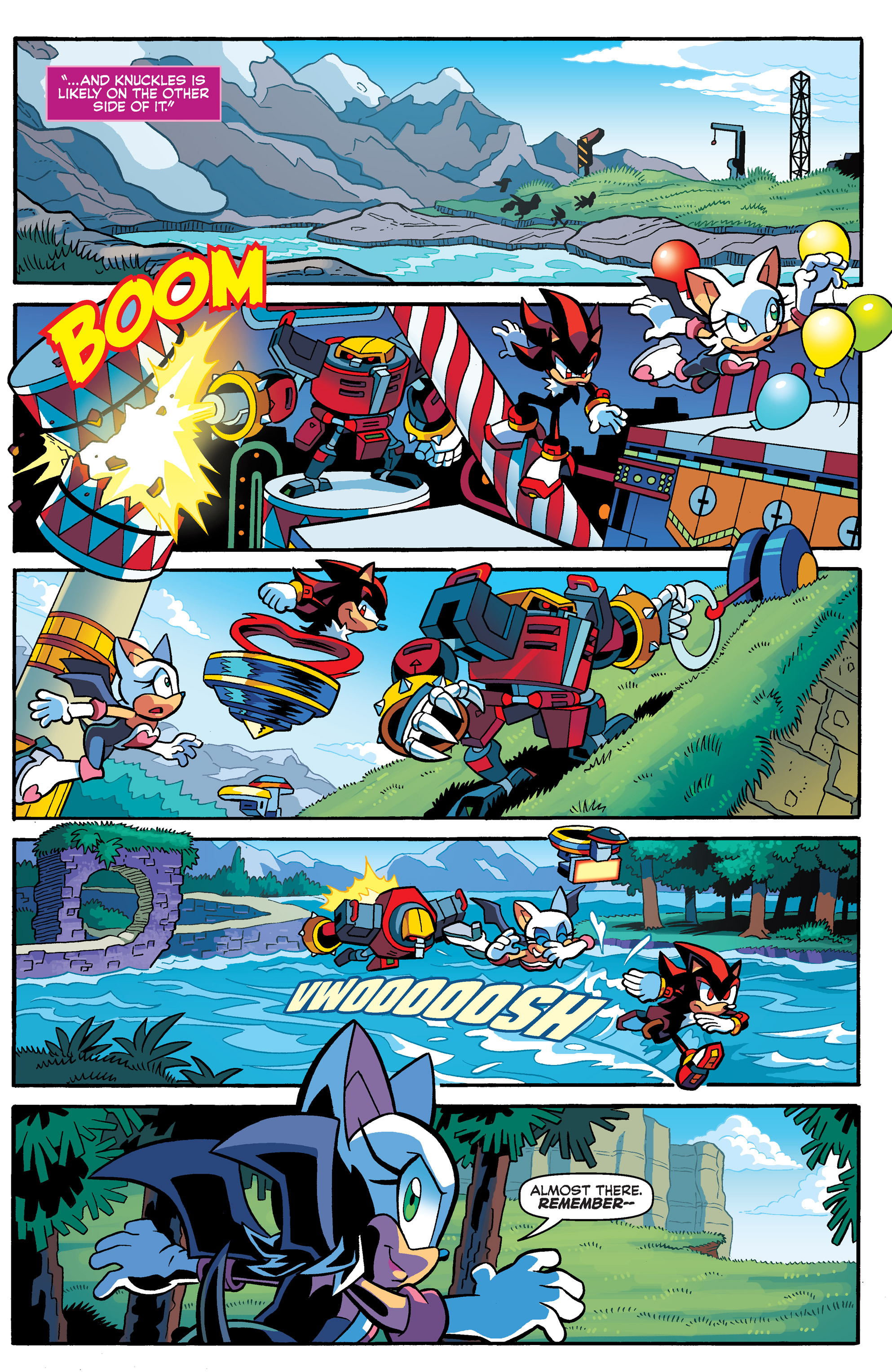 Read online Sonic Universe comic -  Issue #67 - 7