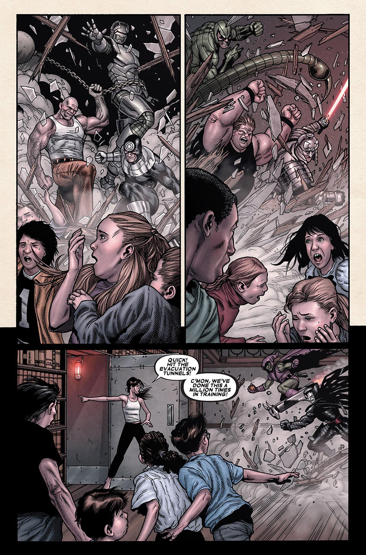 Read online Wolverine: Old Man Logan comic -  Issue # Full - 98