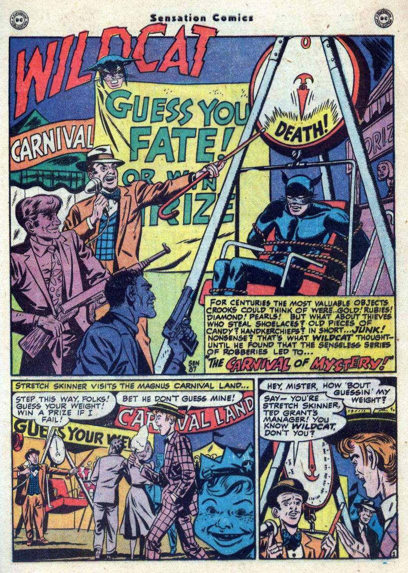 Read online Sensation (Mystery) Comics comic -  Issue #82 - 43