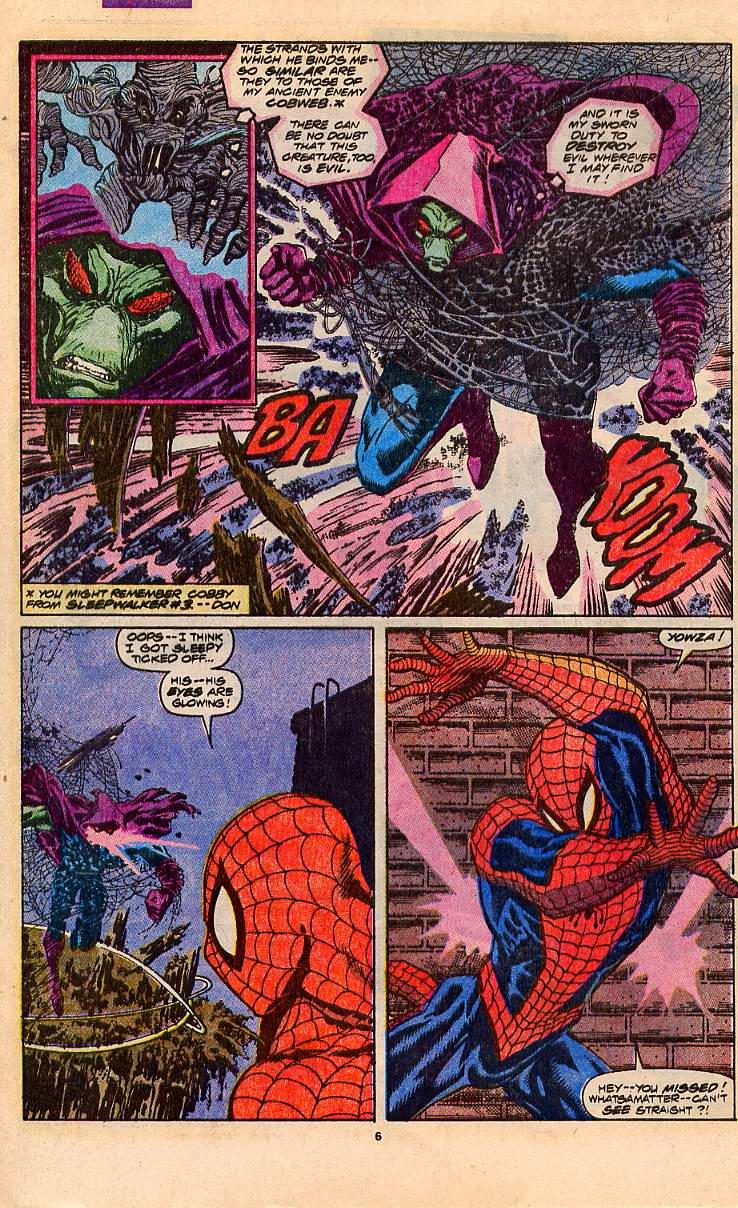 Read online Sleepwalker comic -  Issue #5 - 6