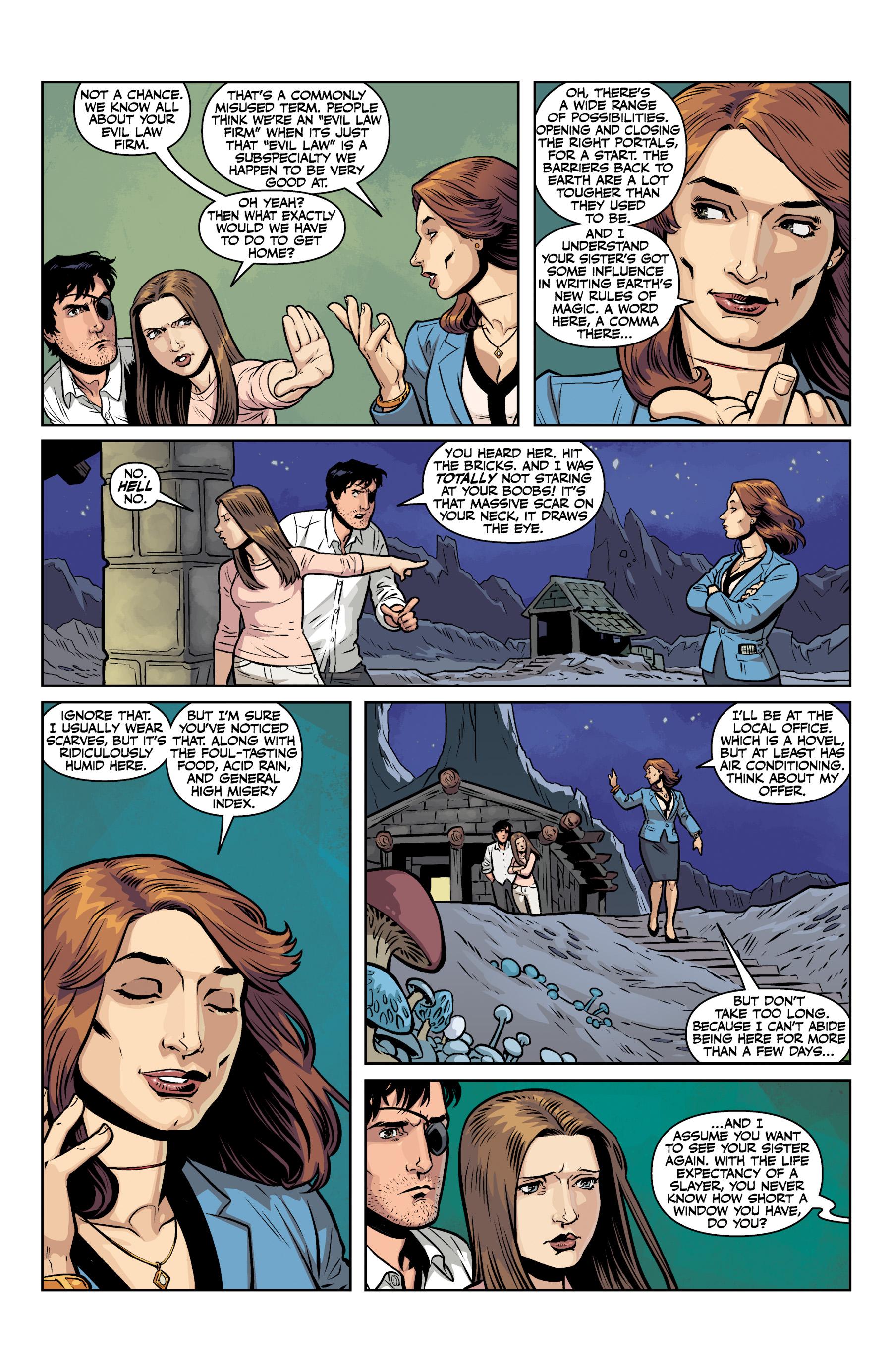 Buffy the Vampire Slayer Season Ten #27 - Read Buffy the
