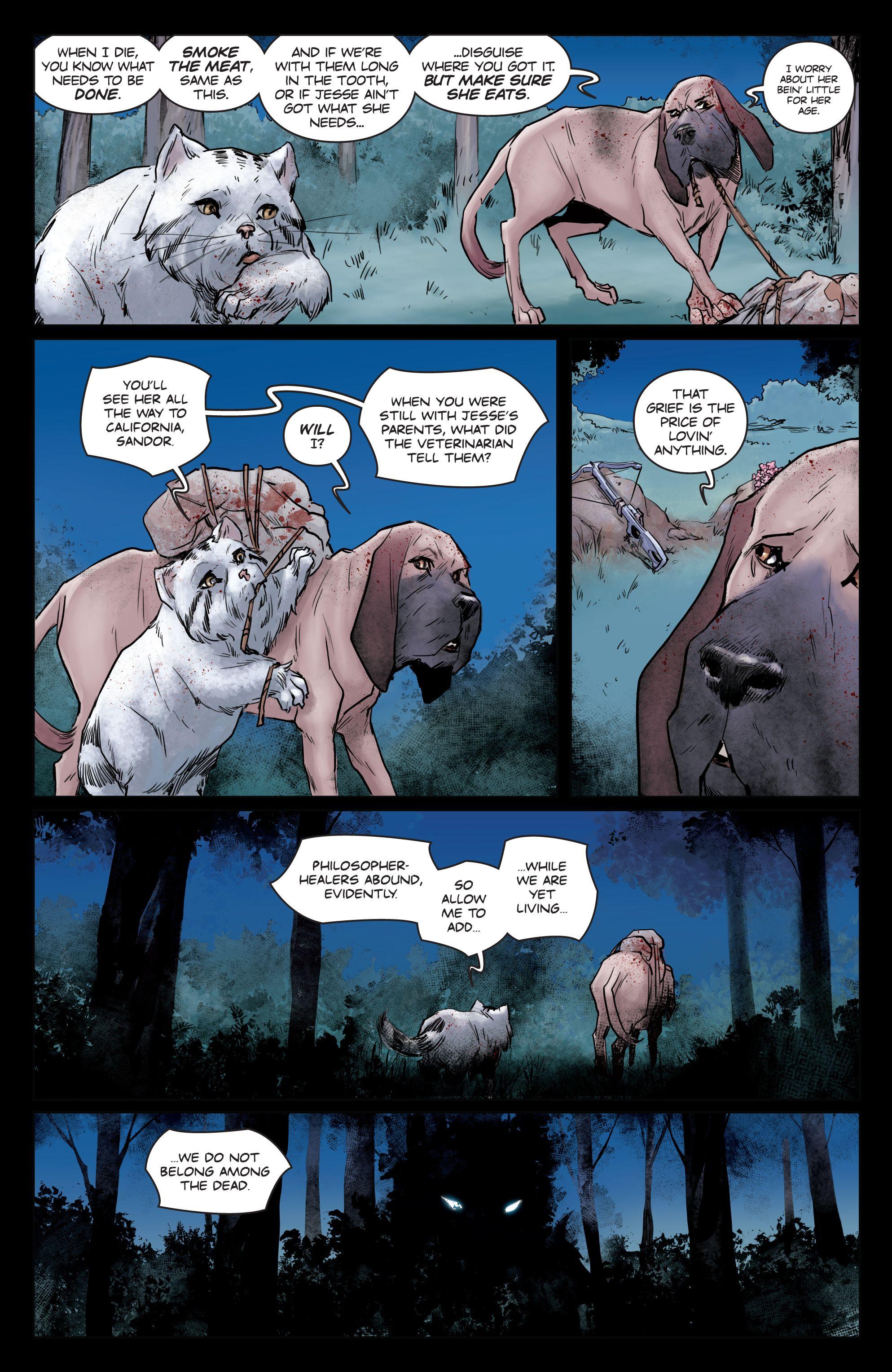 Read online Animosity comic -  Issue #7 - 18