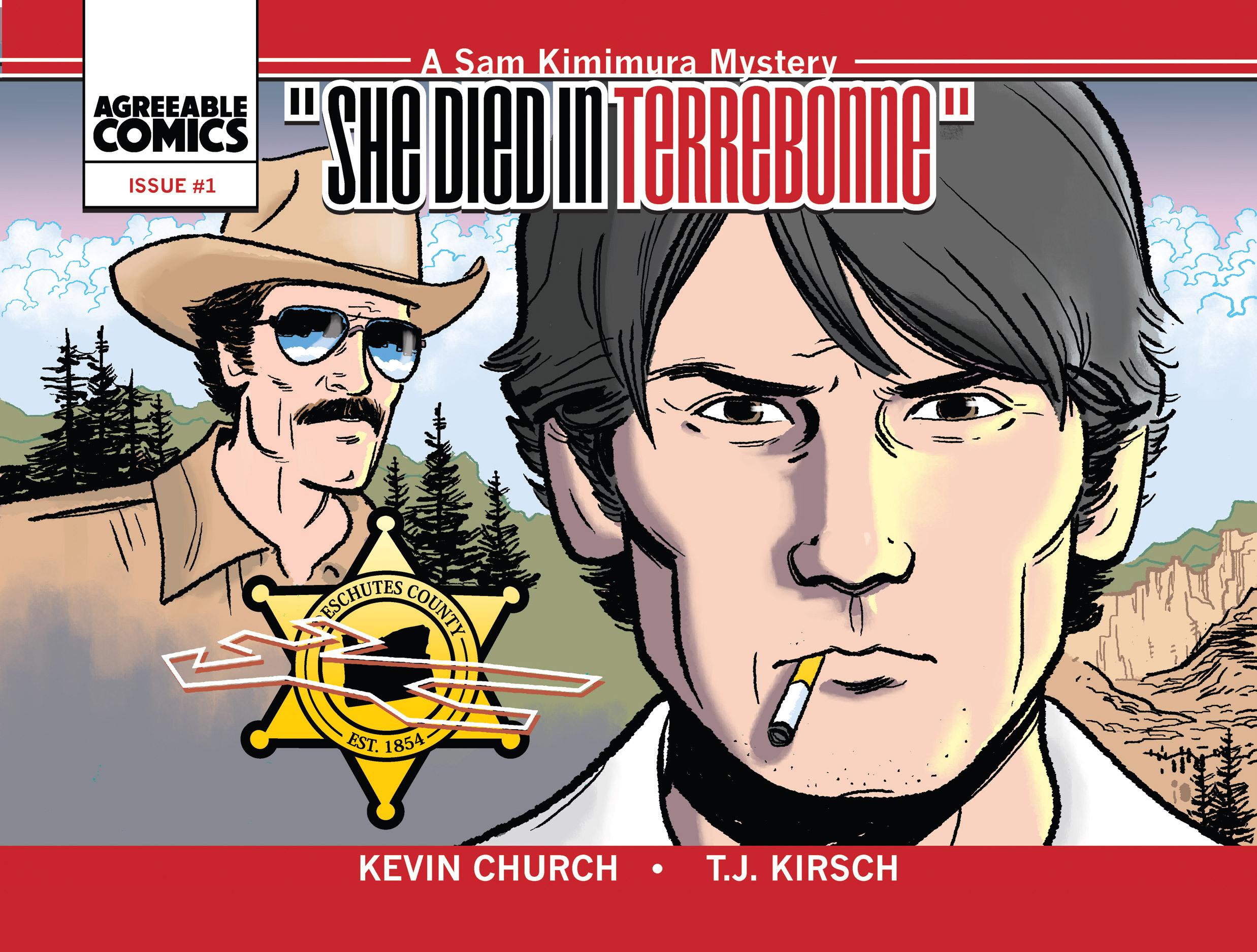 Read online She Died In Terrebonne comic -  Issue #1 - 1