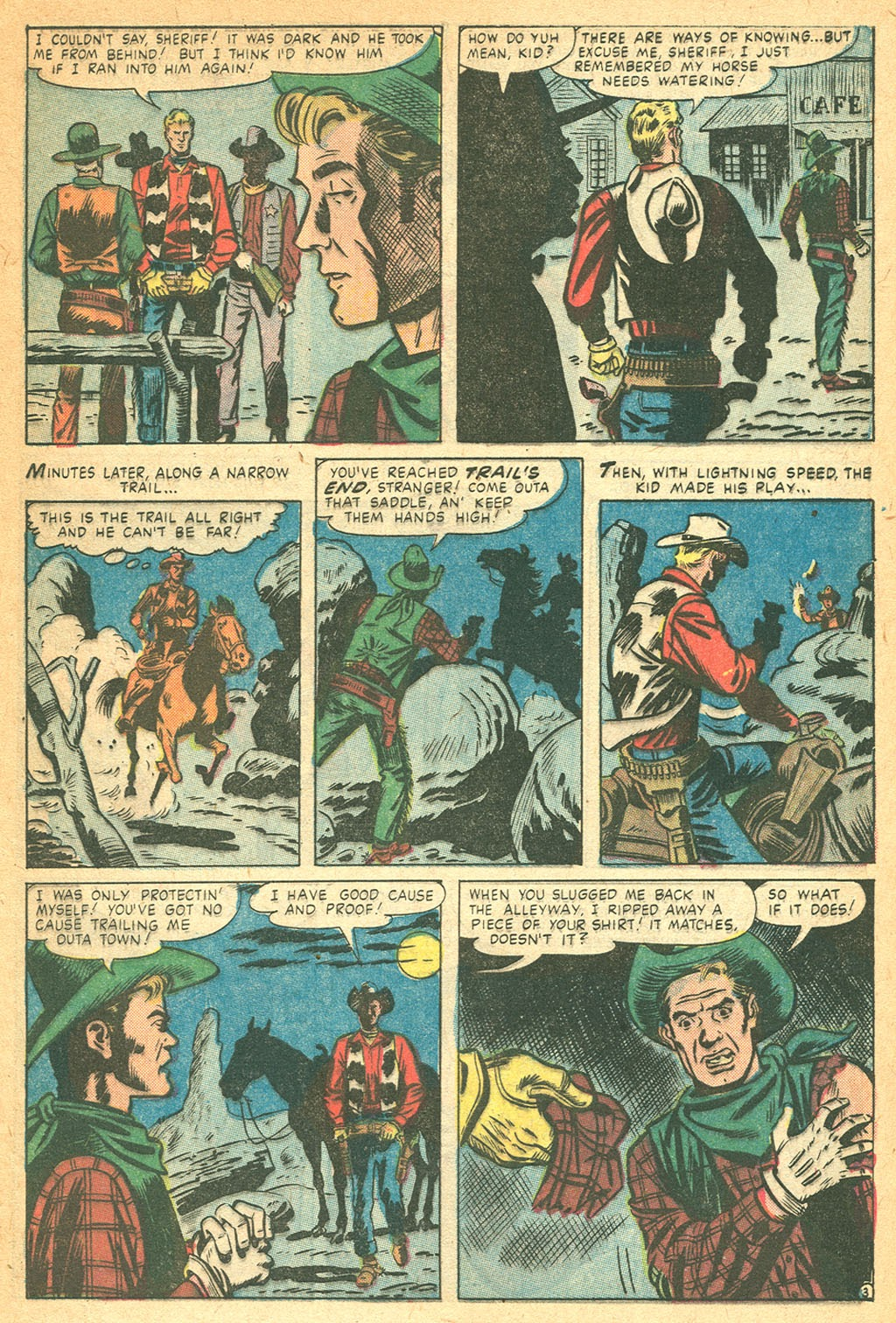 Kid Colt Outlaw issue 53 - Page 5