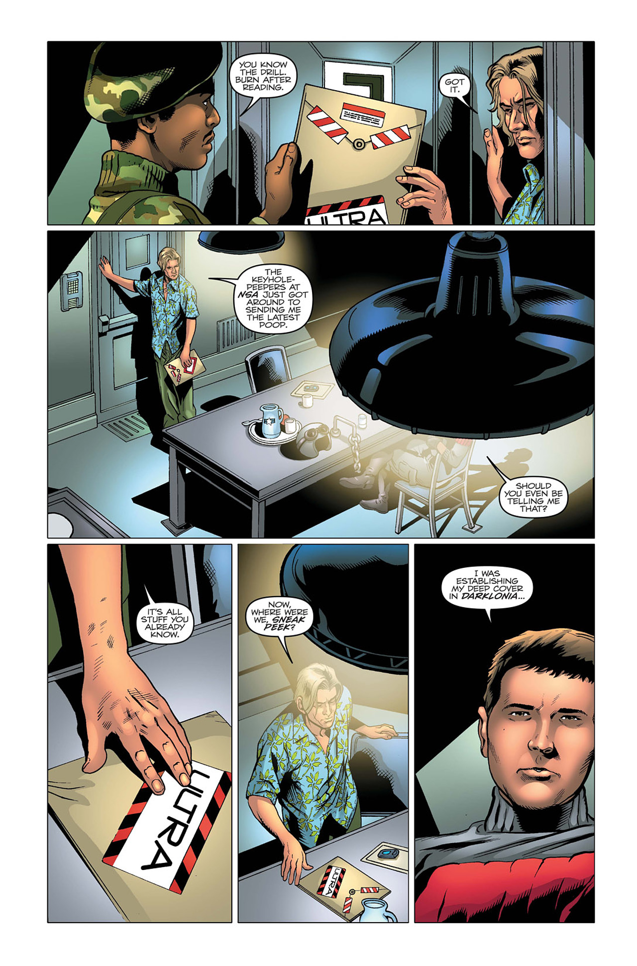 G.I. Joe: A Real American Hero 169 Page 14