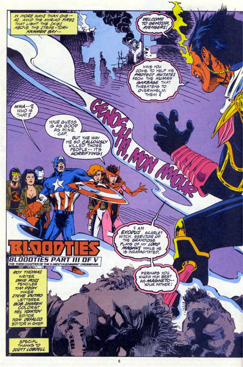 Avengers West Coast (1989) 101 Page 5