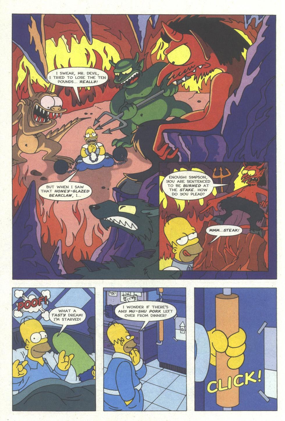 Read online Simpsons Comics comic -  Issue #18 - 11