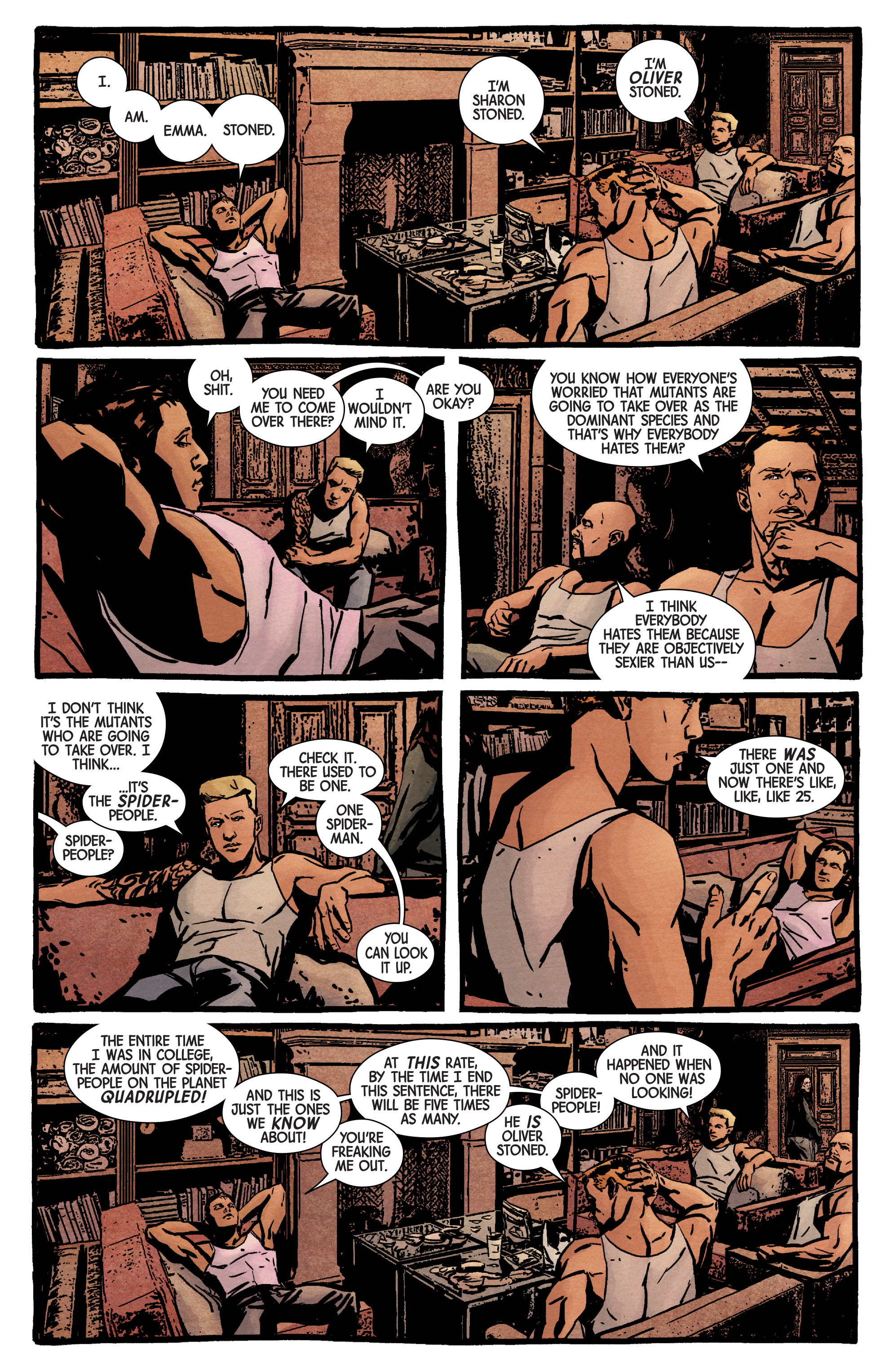 Read online Jessica Jones (2016) comic -  Issue #8 - 10