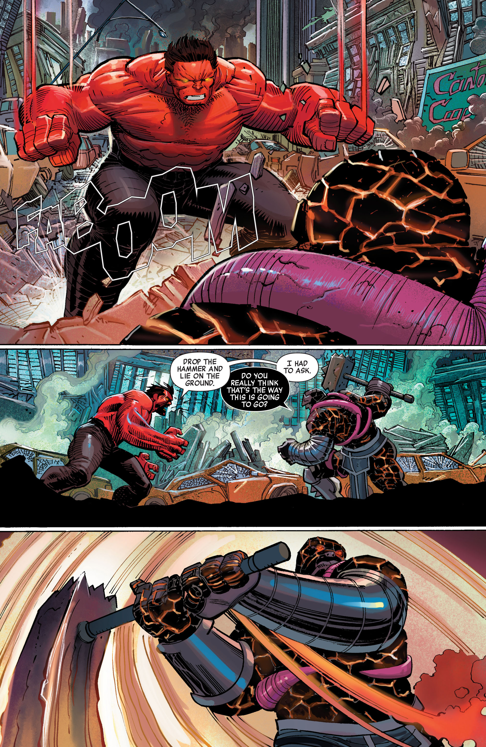 Read online Avengers (2010) comic -  Issue #14 - 7