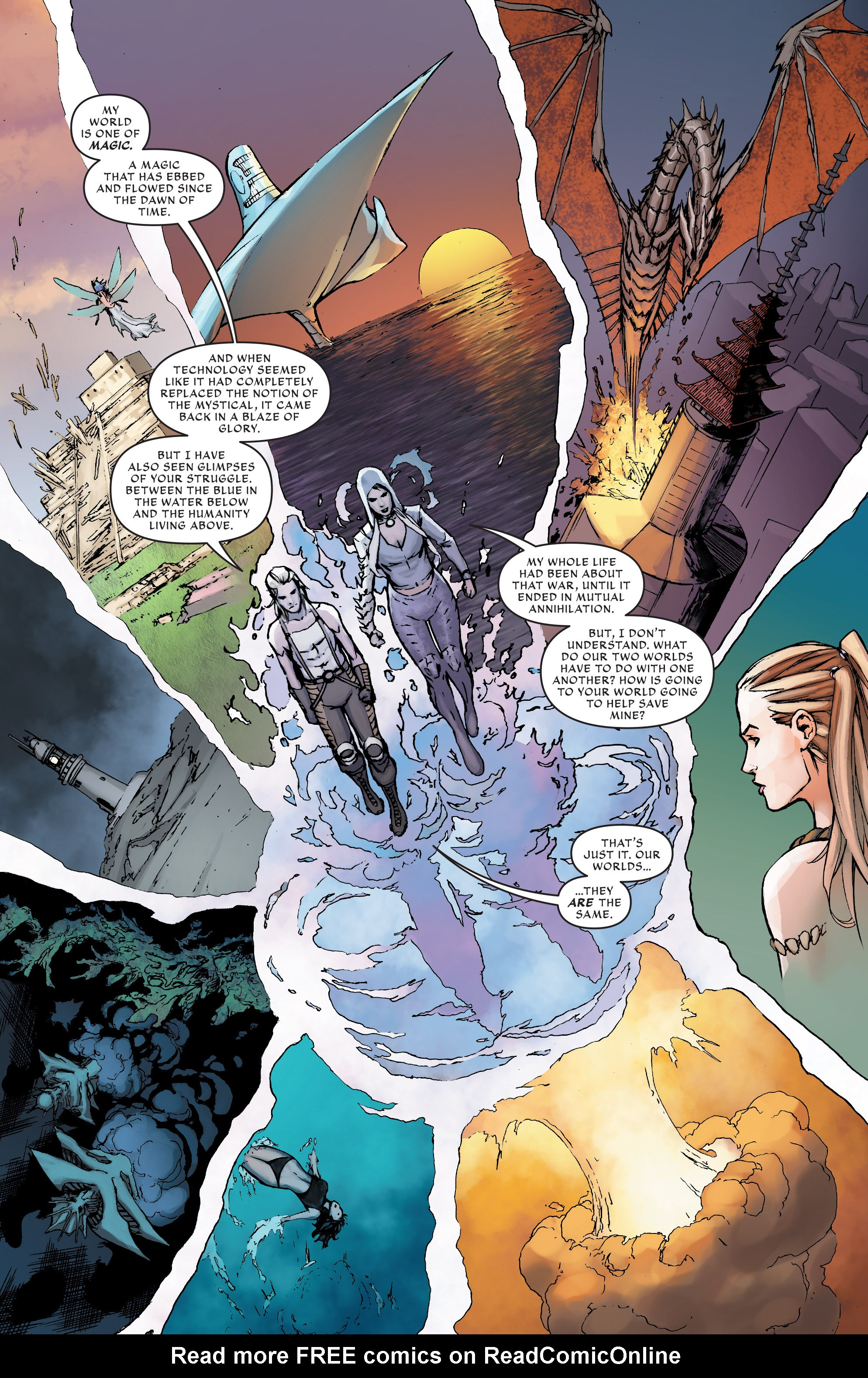 Read online Aspen Universe: Revelations comic -  Issue #1 - 21