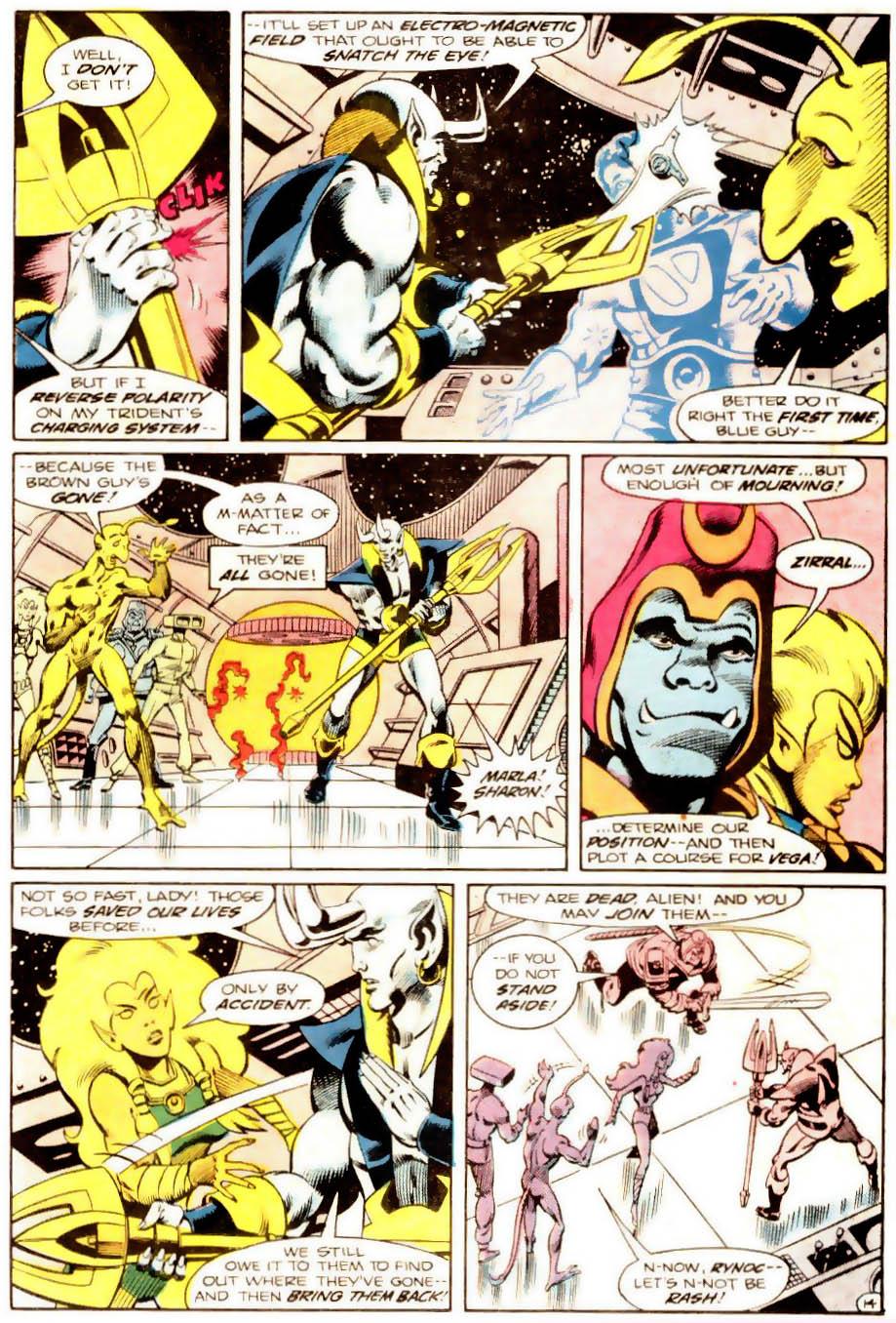 Blue Devil 18 Page 14