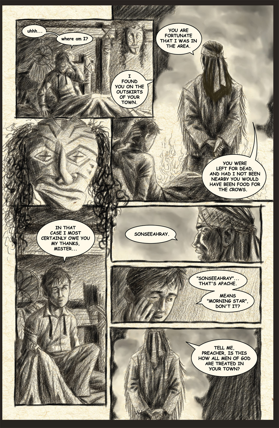 Read online Nightmare World comic -  Issue # Vol. 2 Leave the Light On - 82