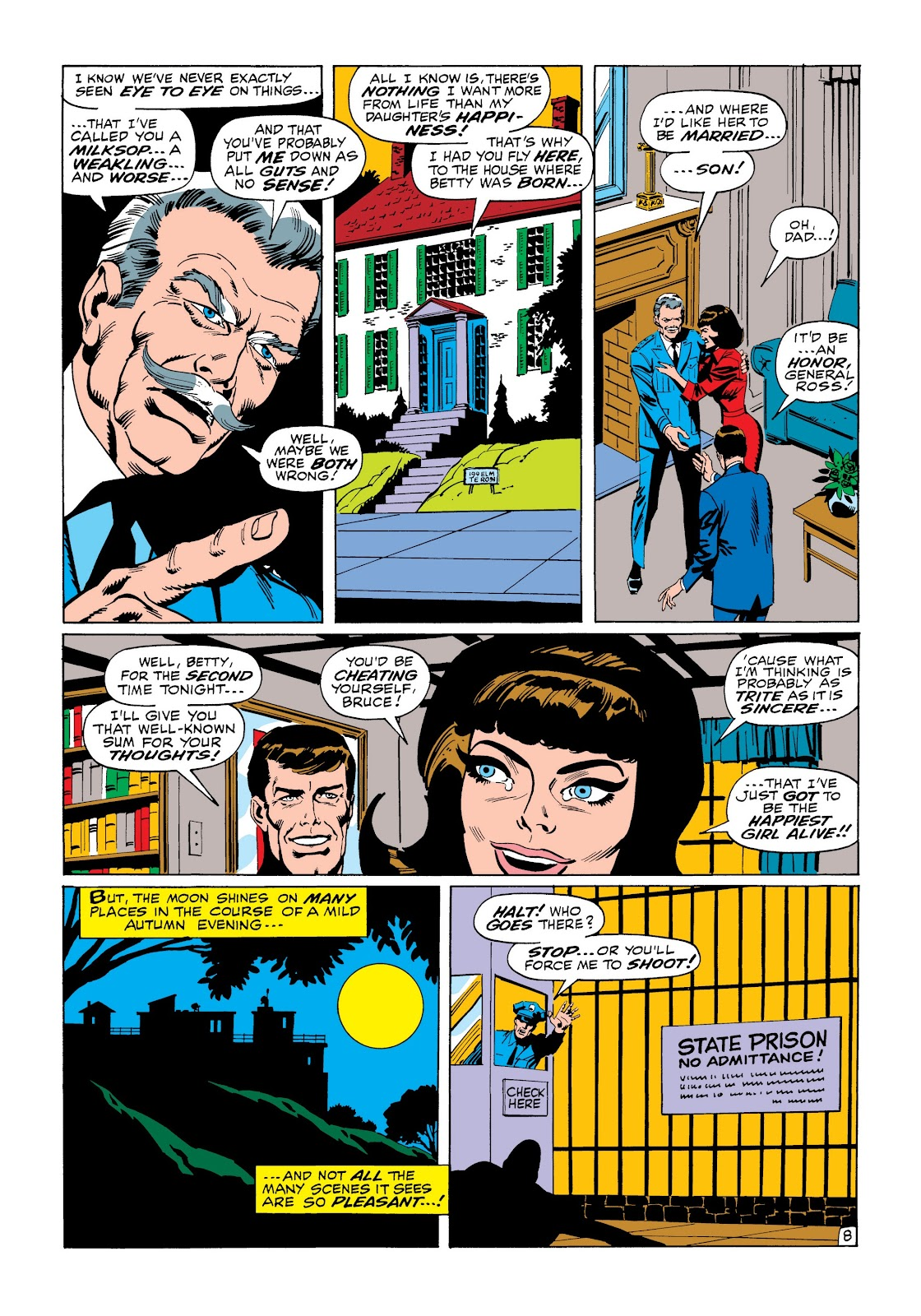 Read online Marvel Masterworks: The Incredible Hulk comic -  Issue # TPB 6 (Part 1) - 59