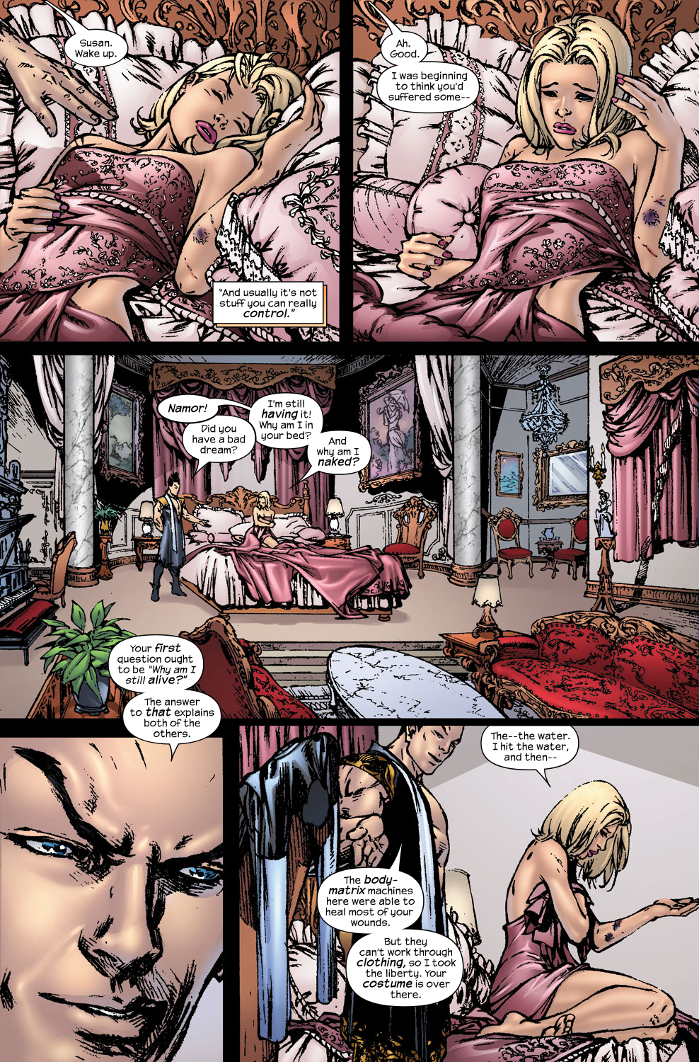 Read online Ultimate Fantastic Four (2004) comic -  Issue #56 - 4