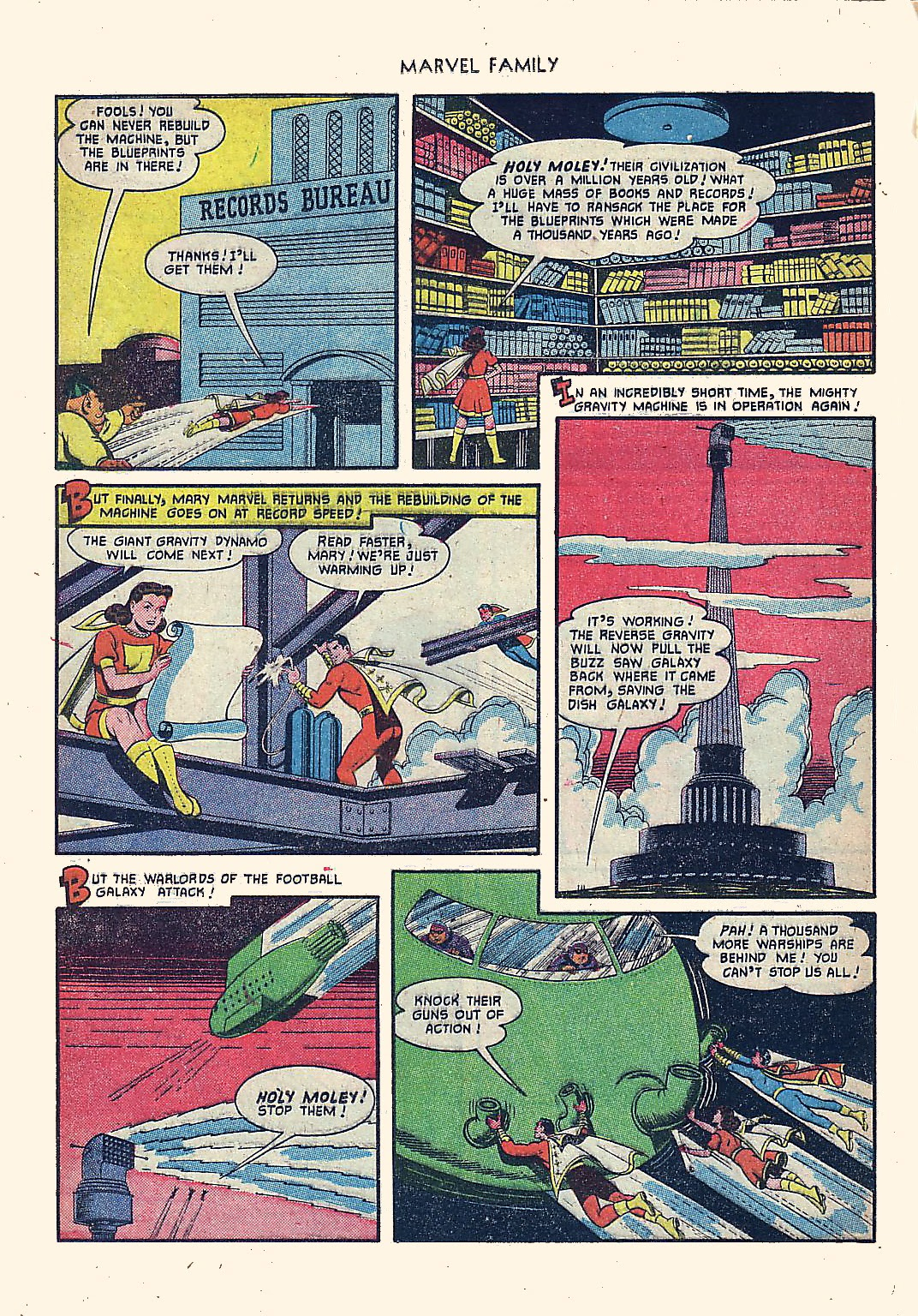 The Marvel Family issue 61 - Page 12